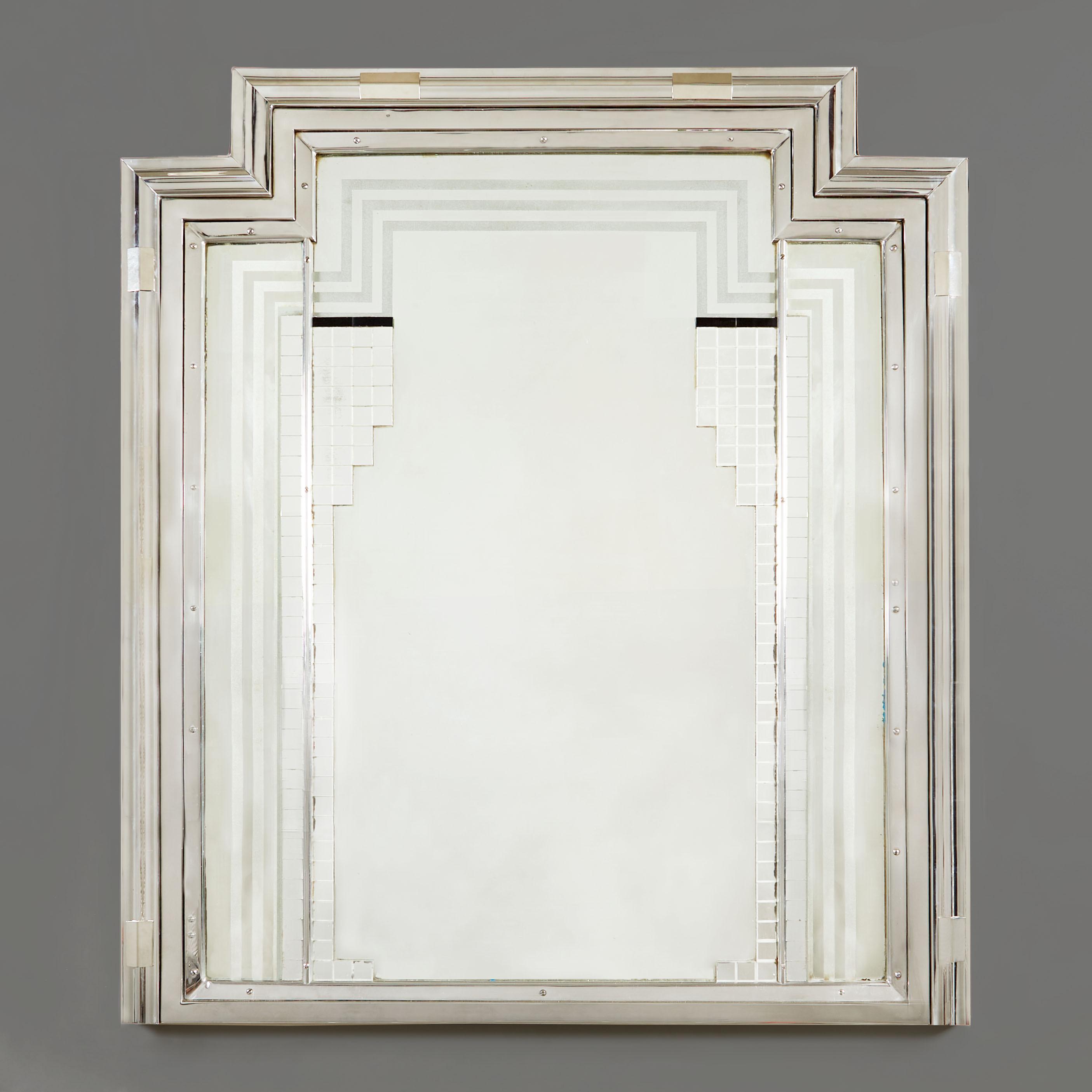 Deco Mirror Valerie Wade 0157 V3