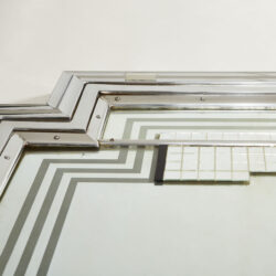 The image for 1930S Deco Mirror Valerie Wade 0166 V1