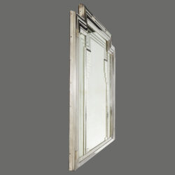 The image for 1930S Deco Wall Mirror 0165 V2