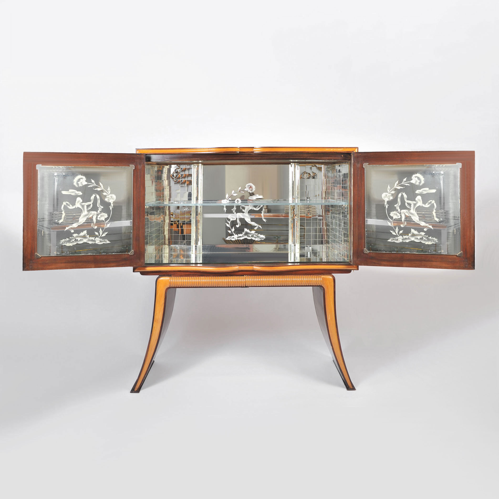 1950S Cocktail Cabinet 01 2