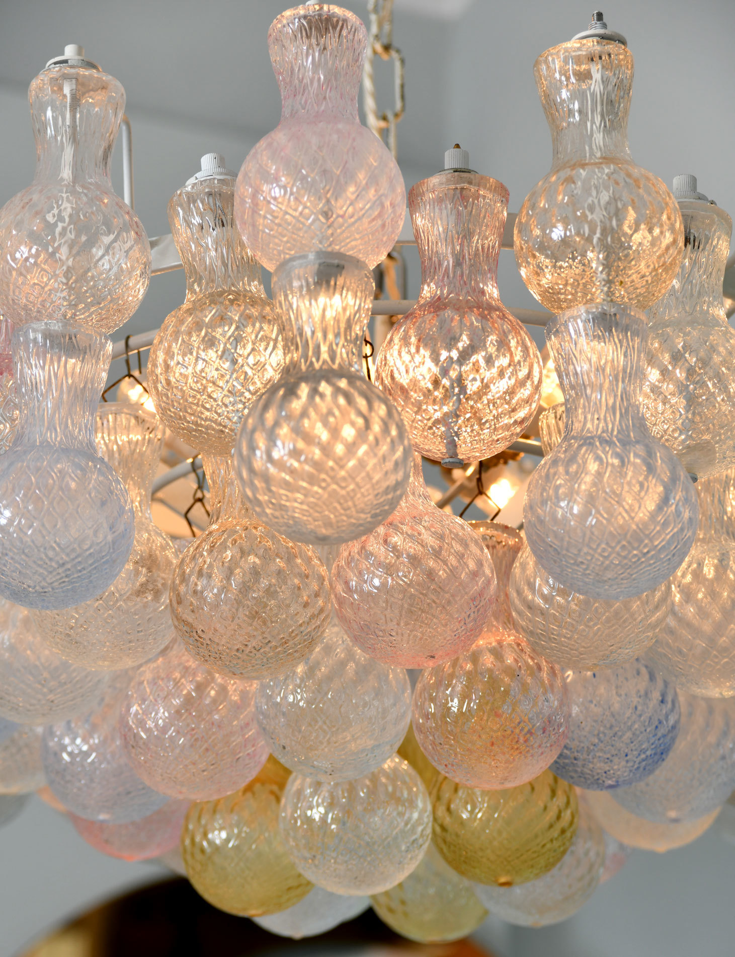 1950S Italian Chandelier By Seguso 02