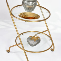 The image for Styled Bar Cart