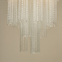 The image for Venini Cylindrical Chandelier Ii 0245 V1