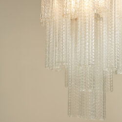 The image for Venini Cylindrical Chandelier Ii 0246 V1