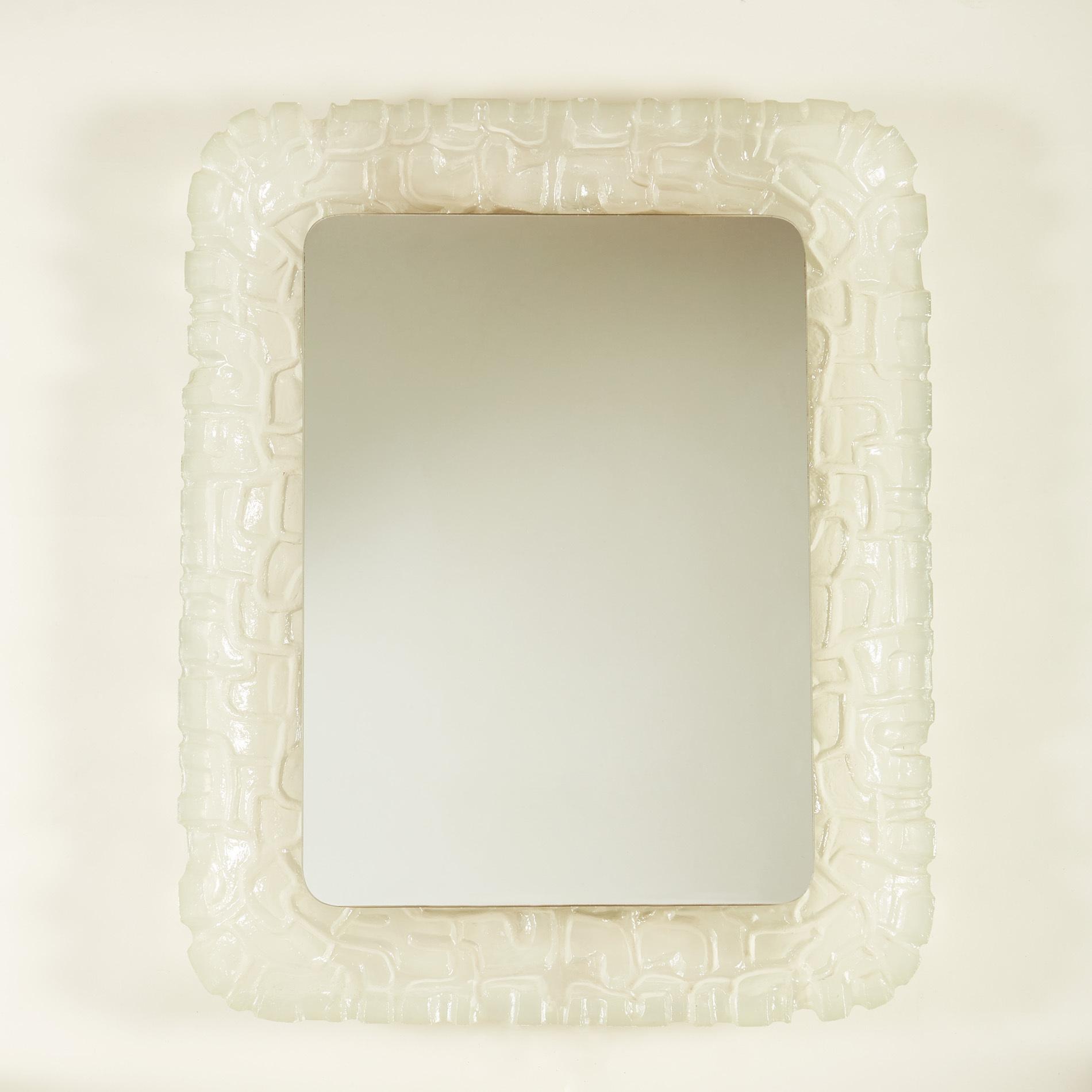Resin Back Lit Mirror 263 V1