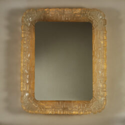 The image for Resin Back Lit Mirror 260 V1