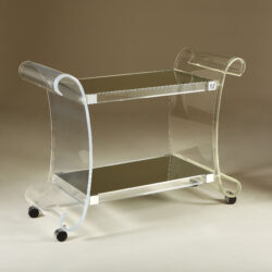 The image for Us Lucite Drinks Trolley 20210225 Valerie Wade 3 145 V1