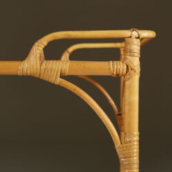 The image for Bamboo Serving Trolley Valerie Wade 0077 V1