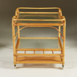 The image for Bamboo Serving Trolley Valerie Wade 0066 V1