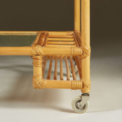 The image for Bamboo Serving Trolley Valerie Wade 0074 V1