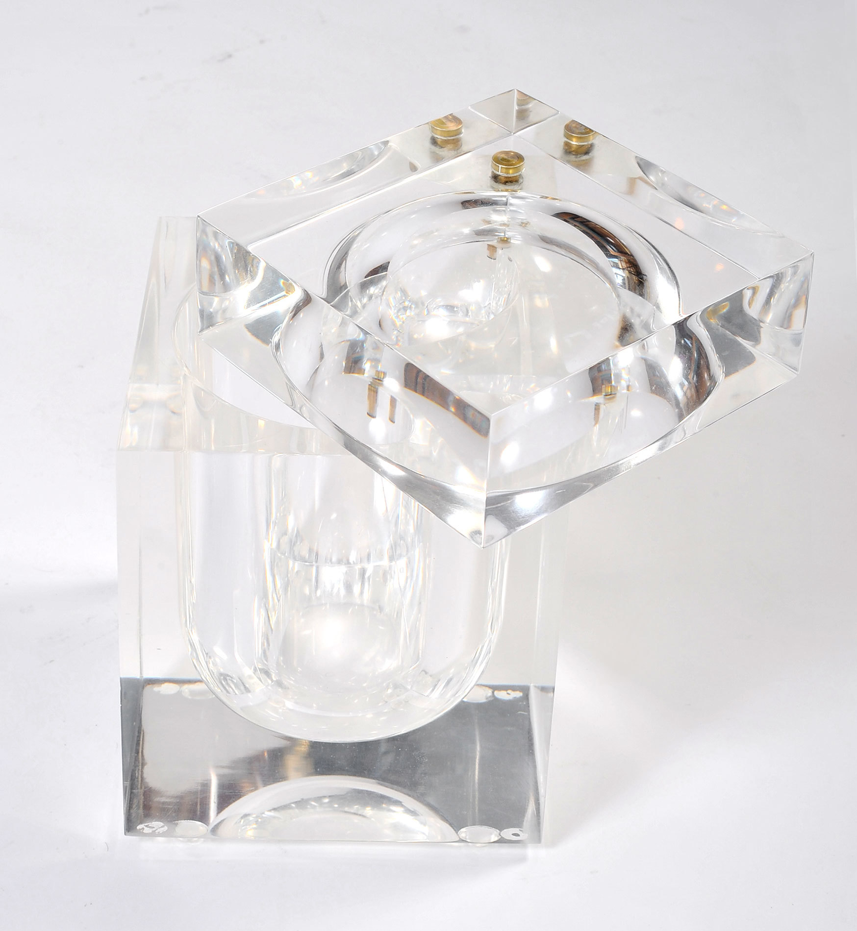 The image for Albrizzi Lucite Ice Bucket 04