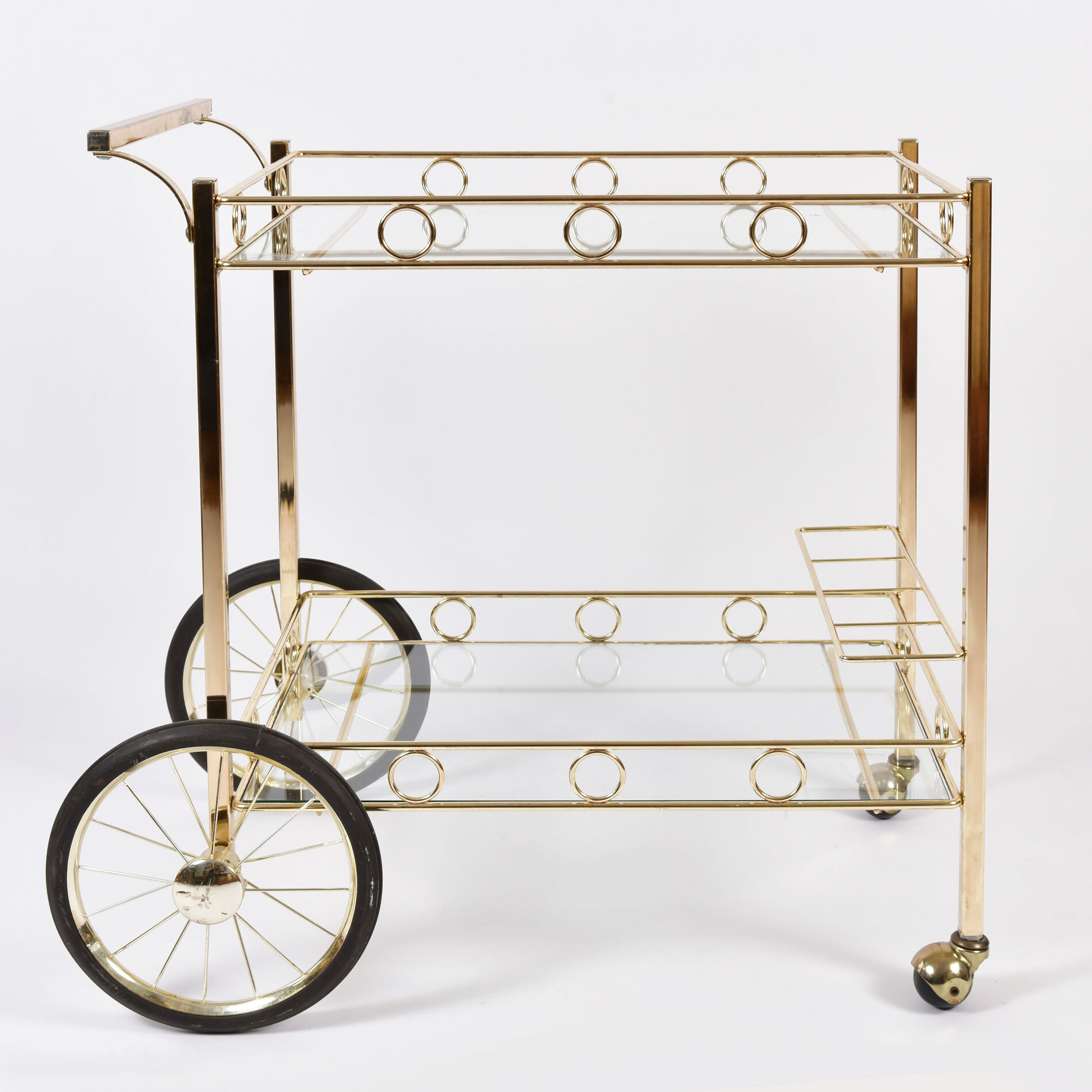 American Brass Drinks Trolley 02