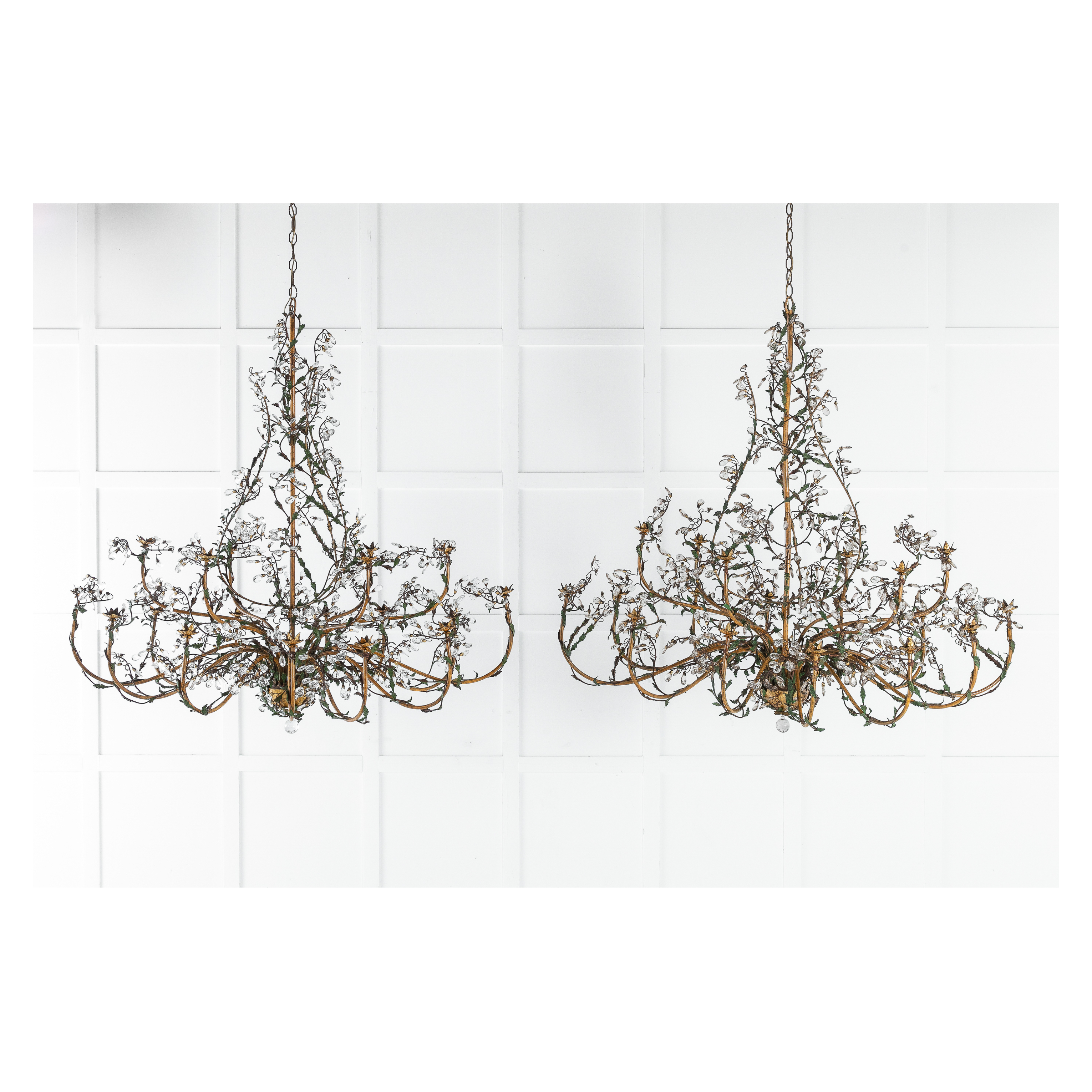 The image for Big Chandeliers 1