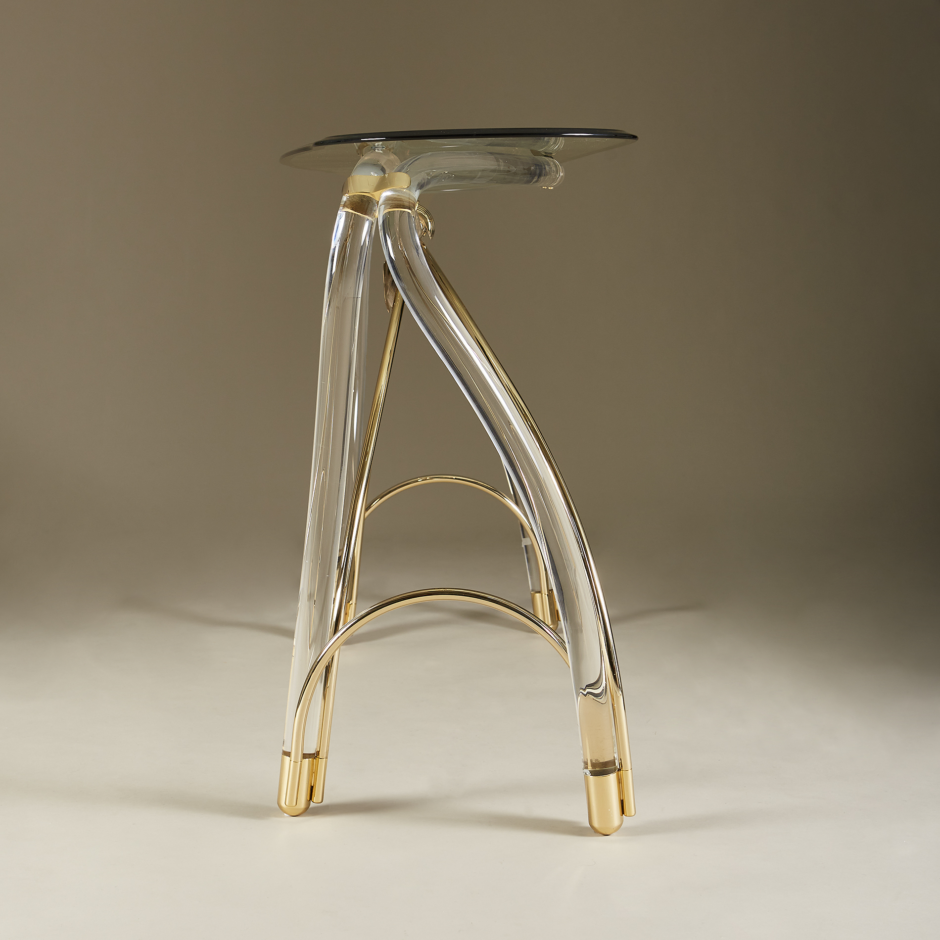Bow Glass Console 20210126 Valerie Wade 0236 V1