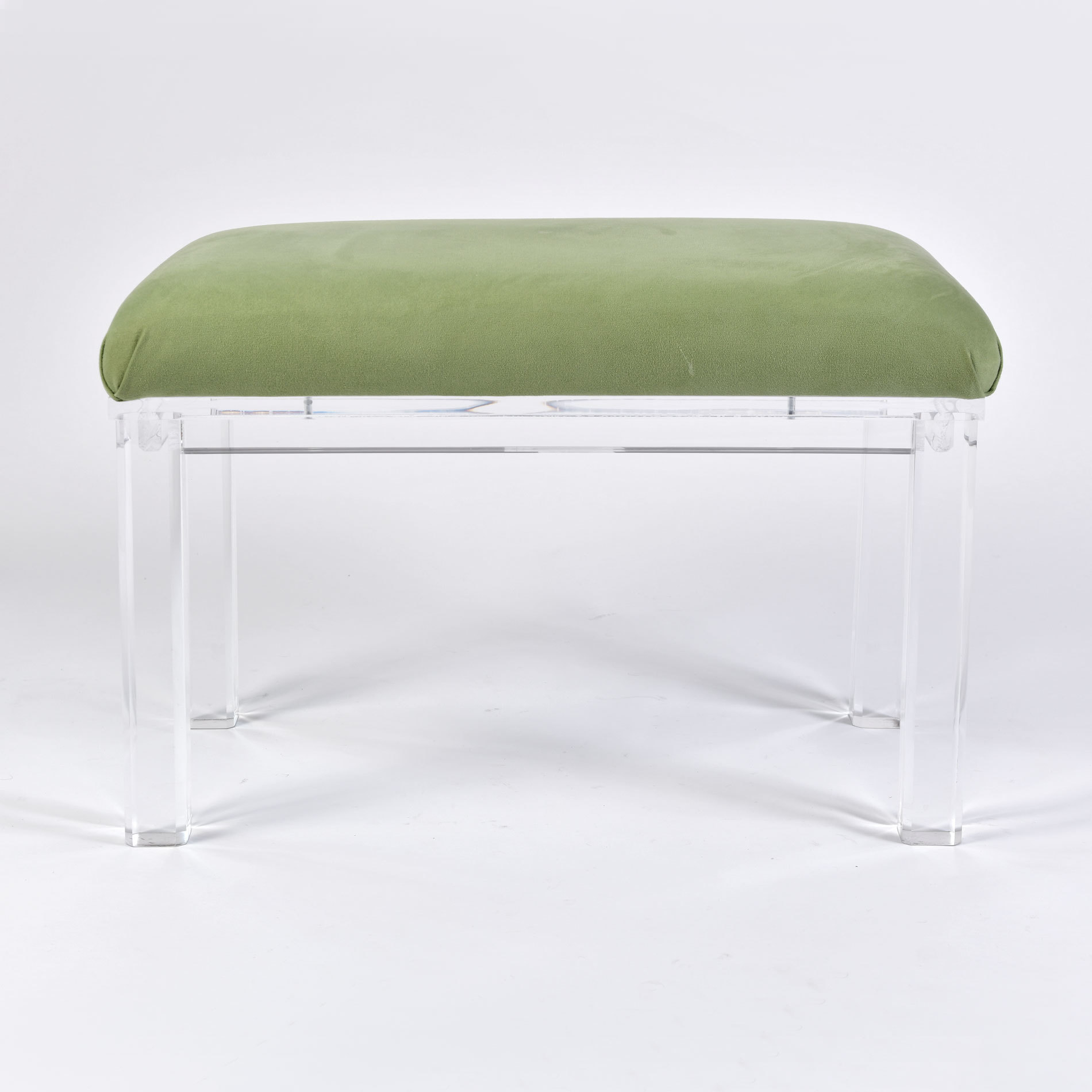 The image for Carmichael Lucite Bench 01