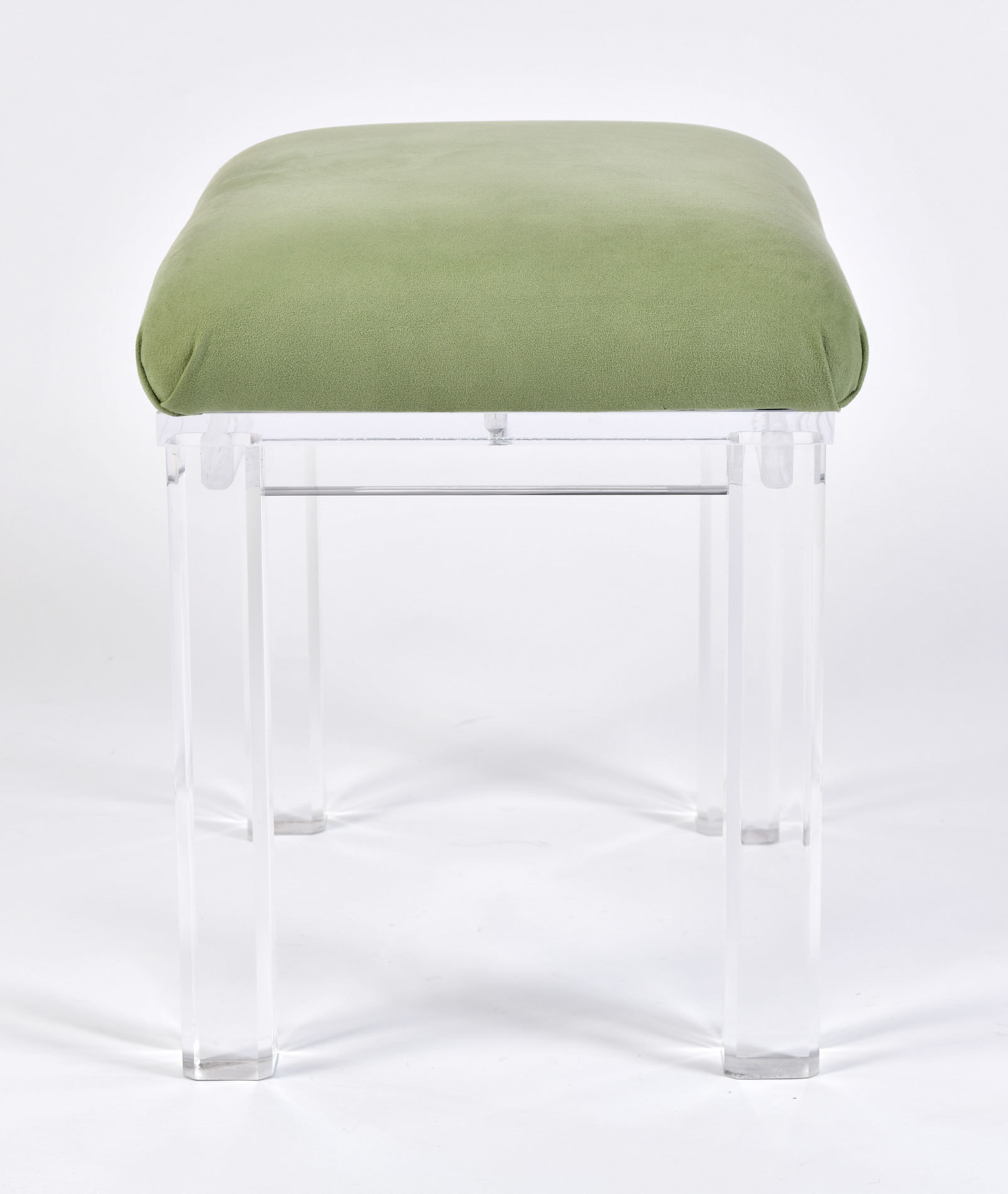 The image for Carmichael Lucite Stool 03