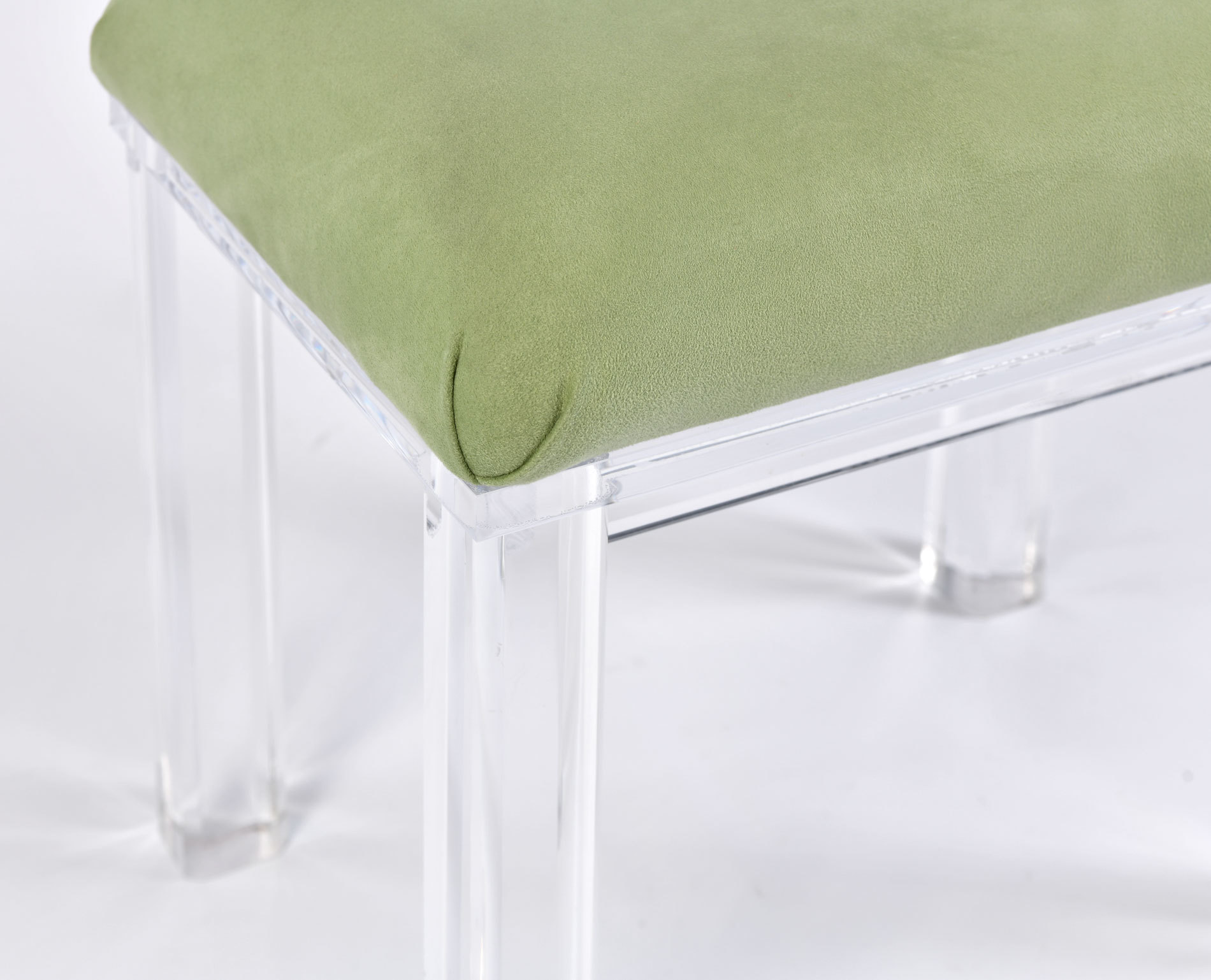 The image for Carmichael Lucite Stool 04