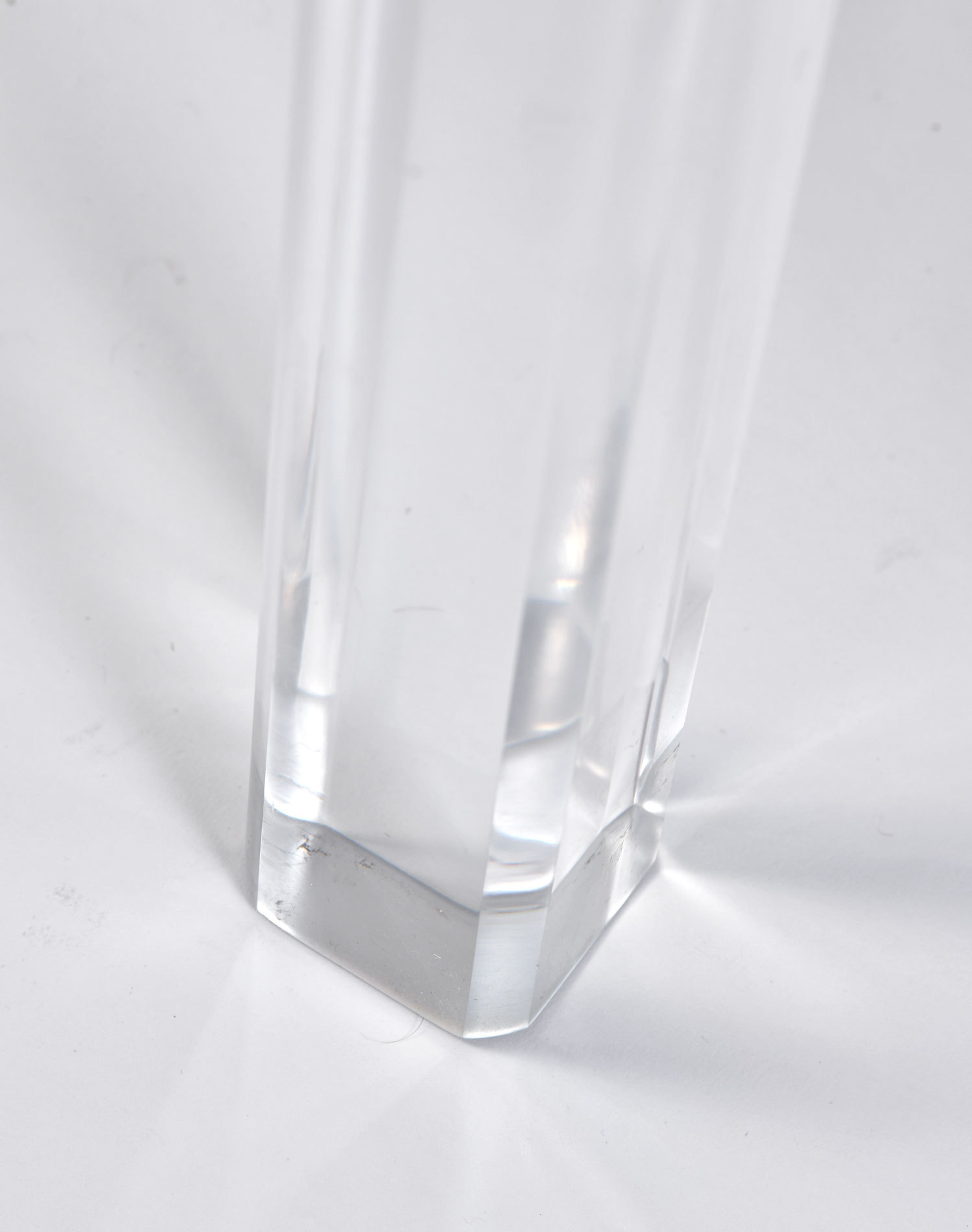 The image for Carmichael Lucite Stool 06