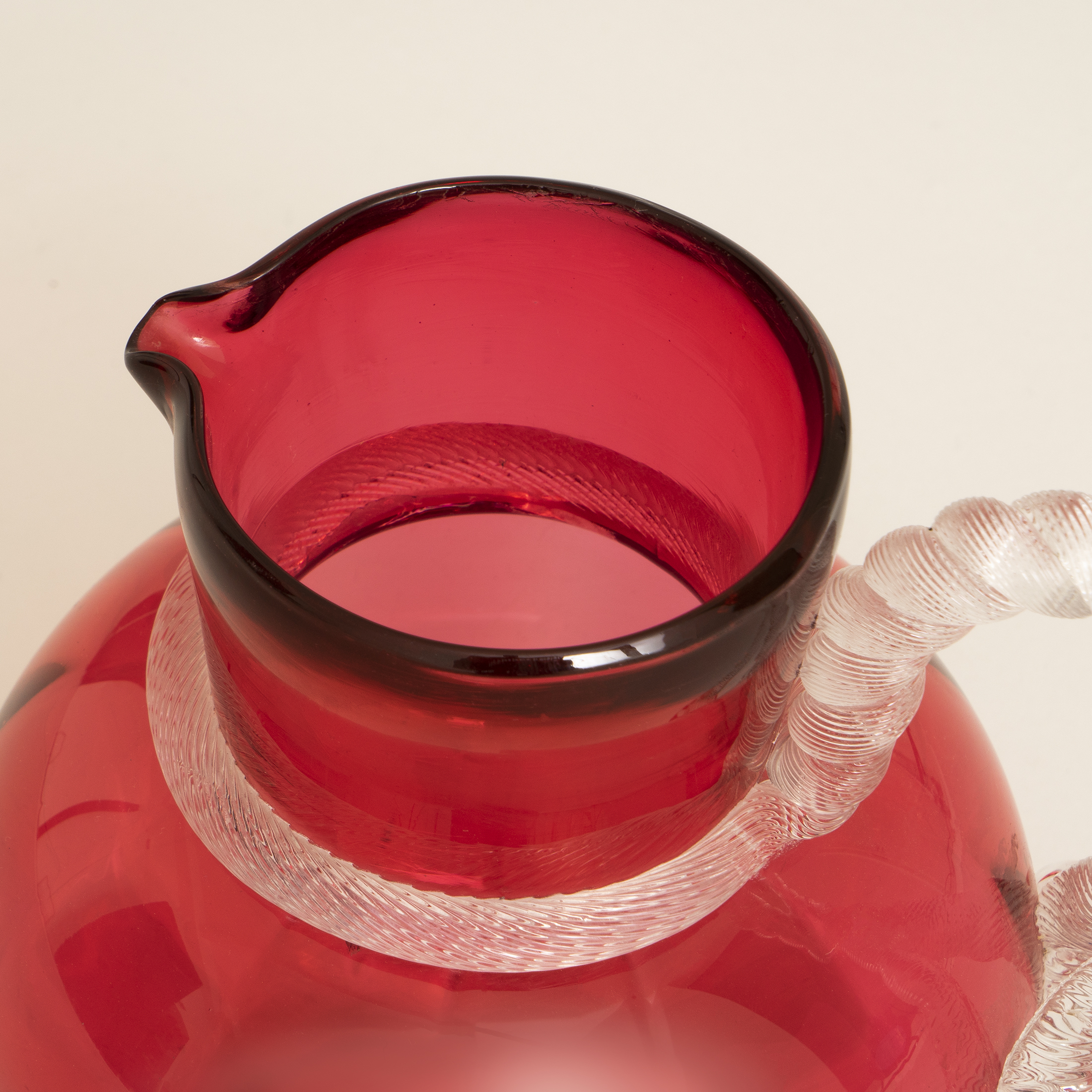The image for Cranberry Jug 1 1010