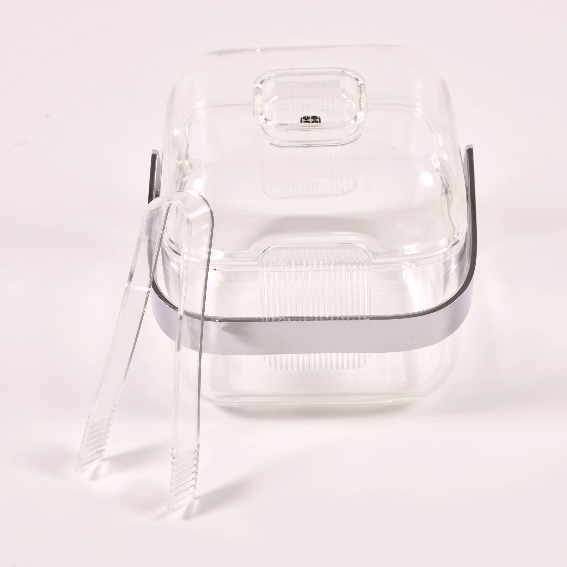 The image for Cube Lucite Ice Bucket 05