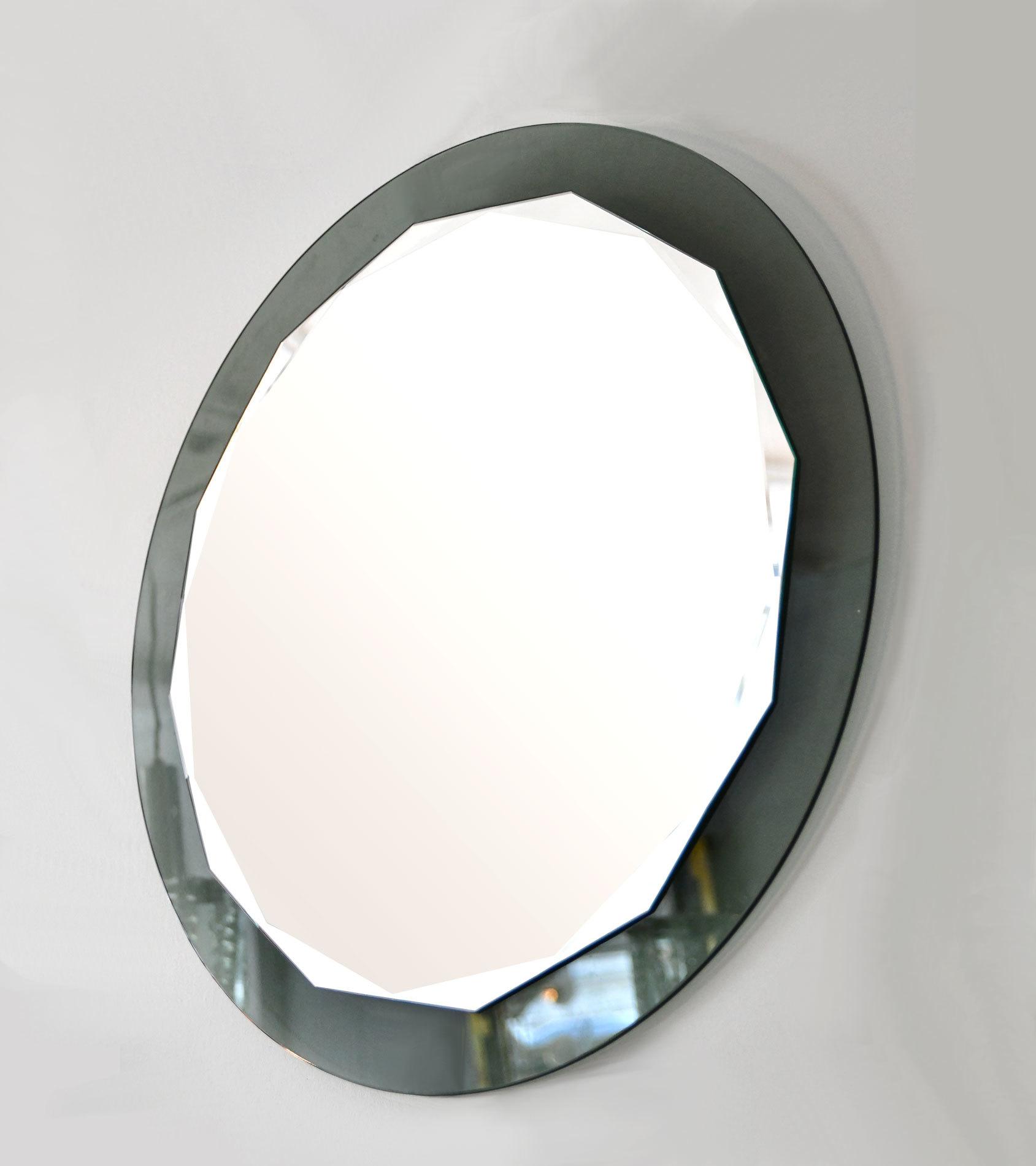 Cystal Arte Circular Mirror 02