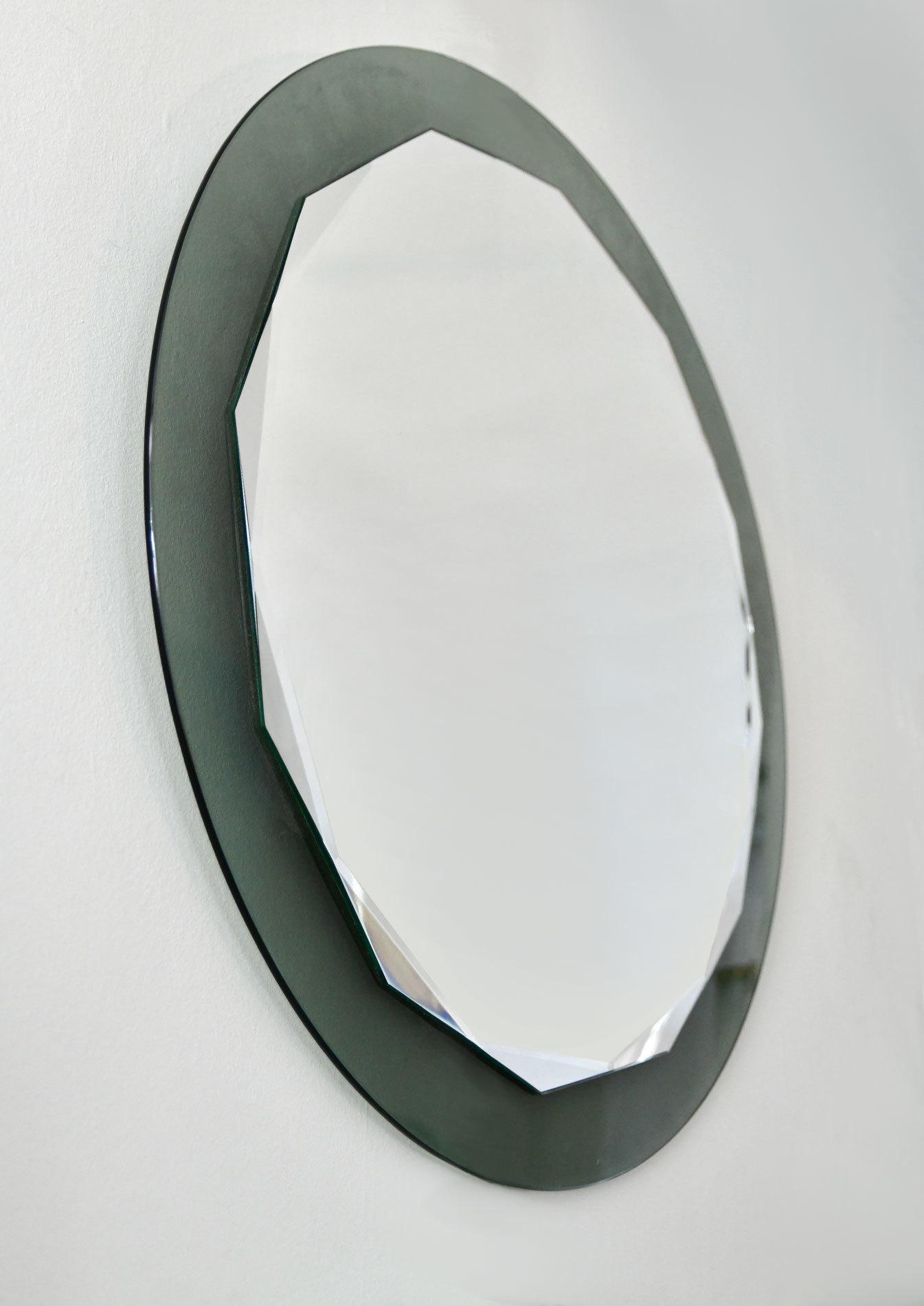 Cystal Arte Circular Mirror 03