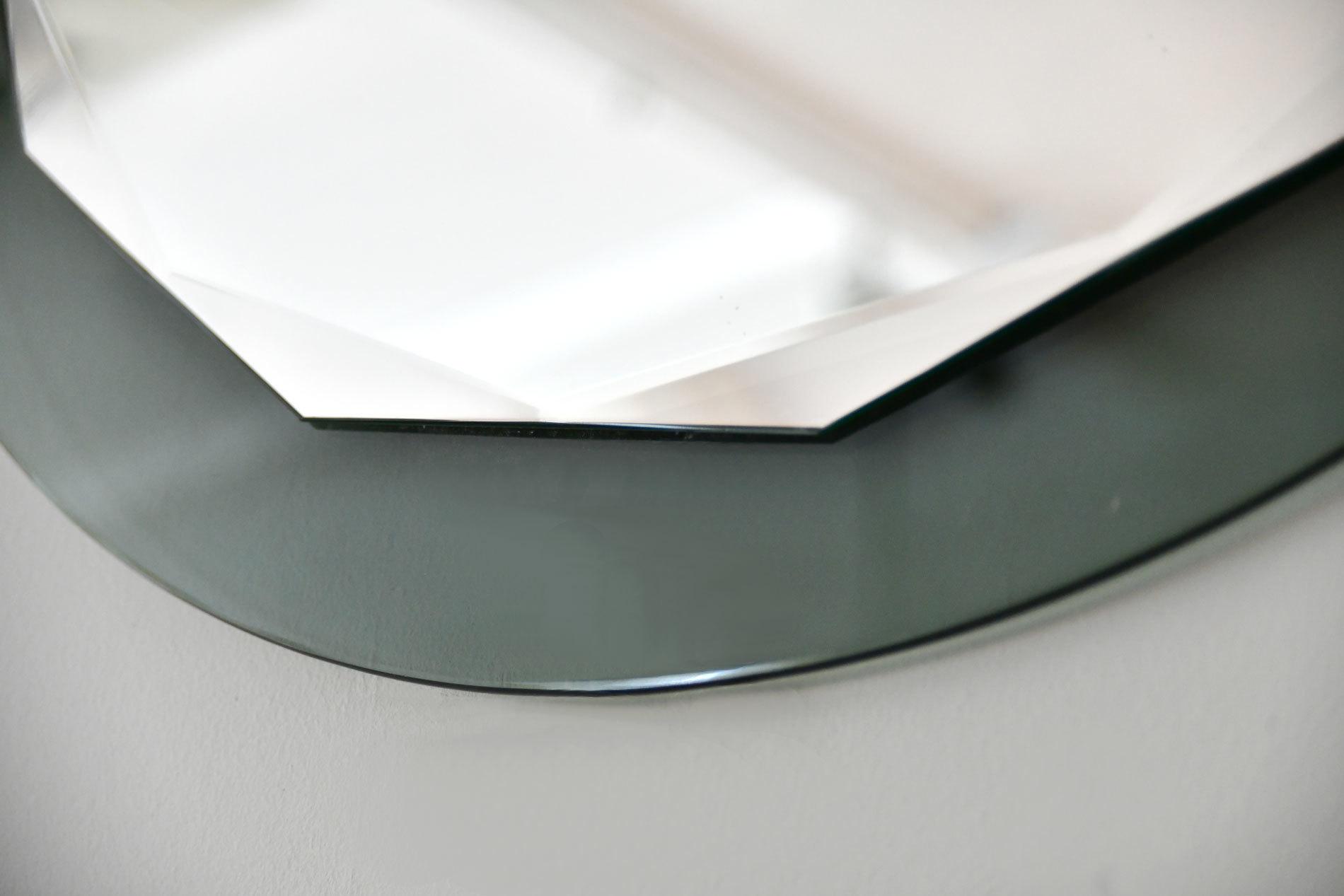 Cystal Arte Circular Mirror 04