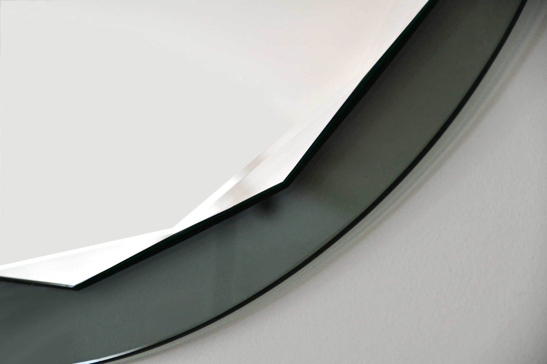Cystal Arte Circular Mirror 05