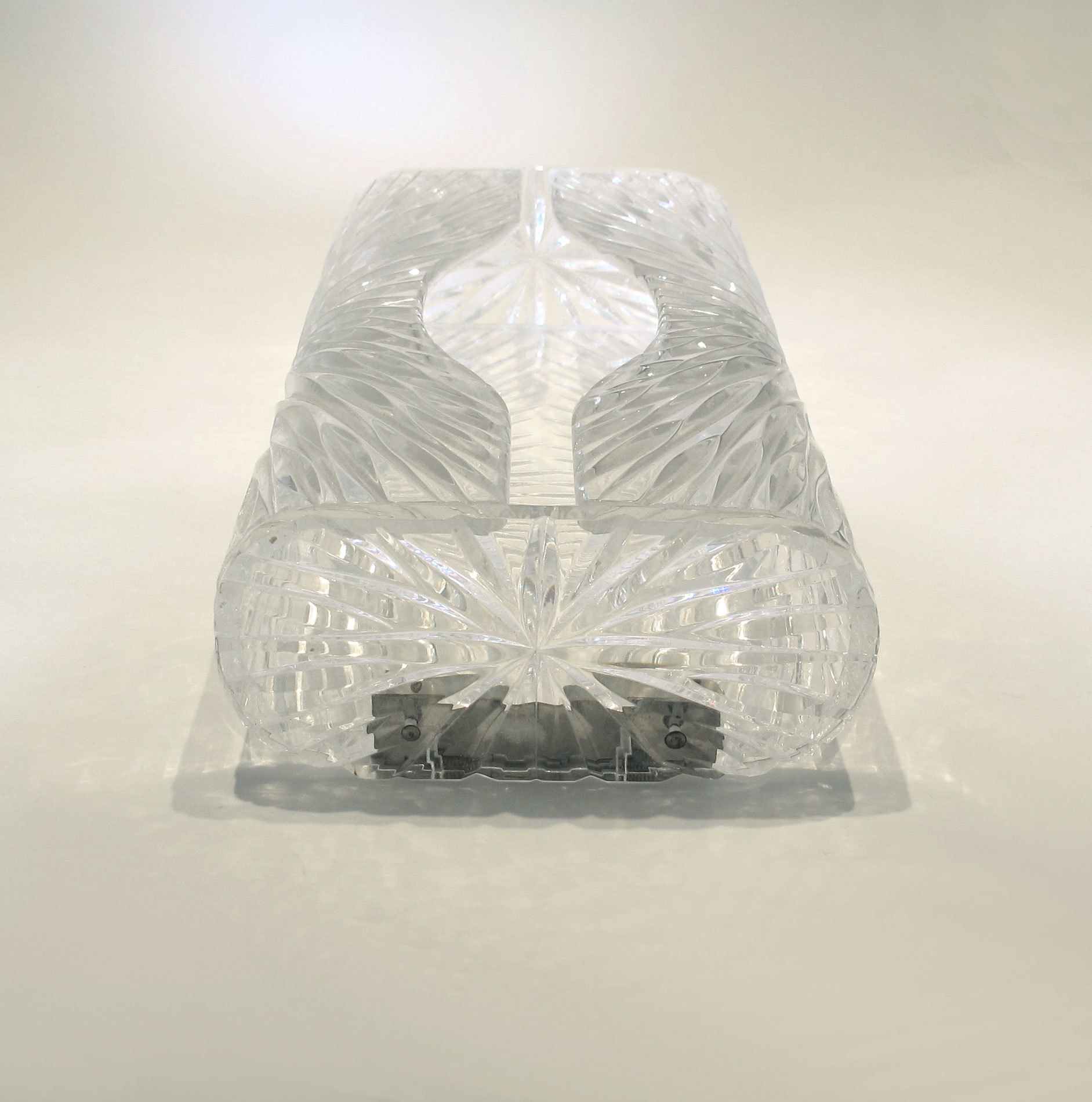 Faceted Tissue Box 05