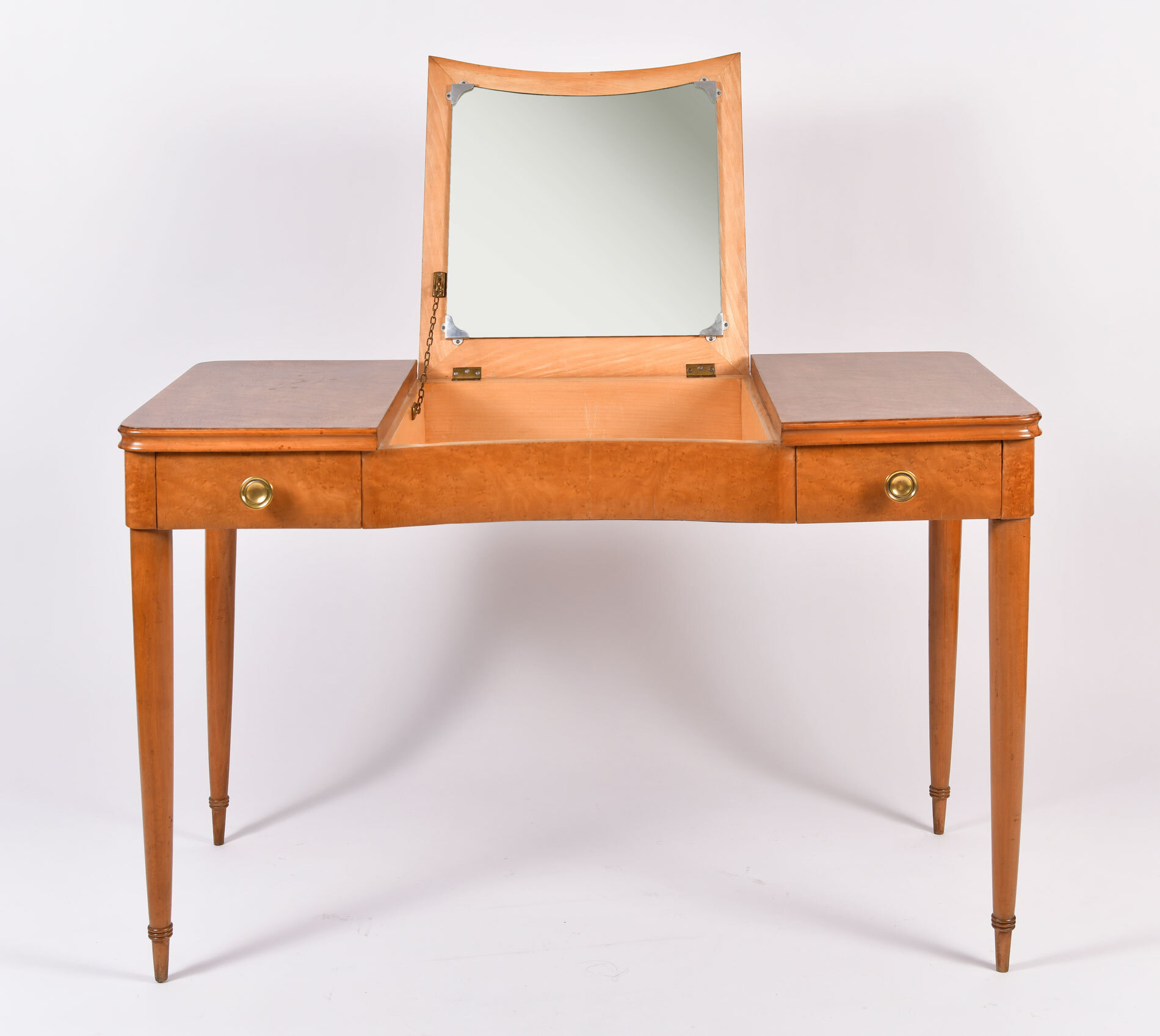 Italian Maple Dressing Table 02