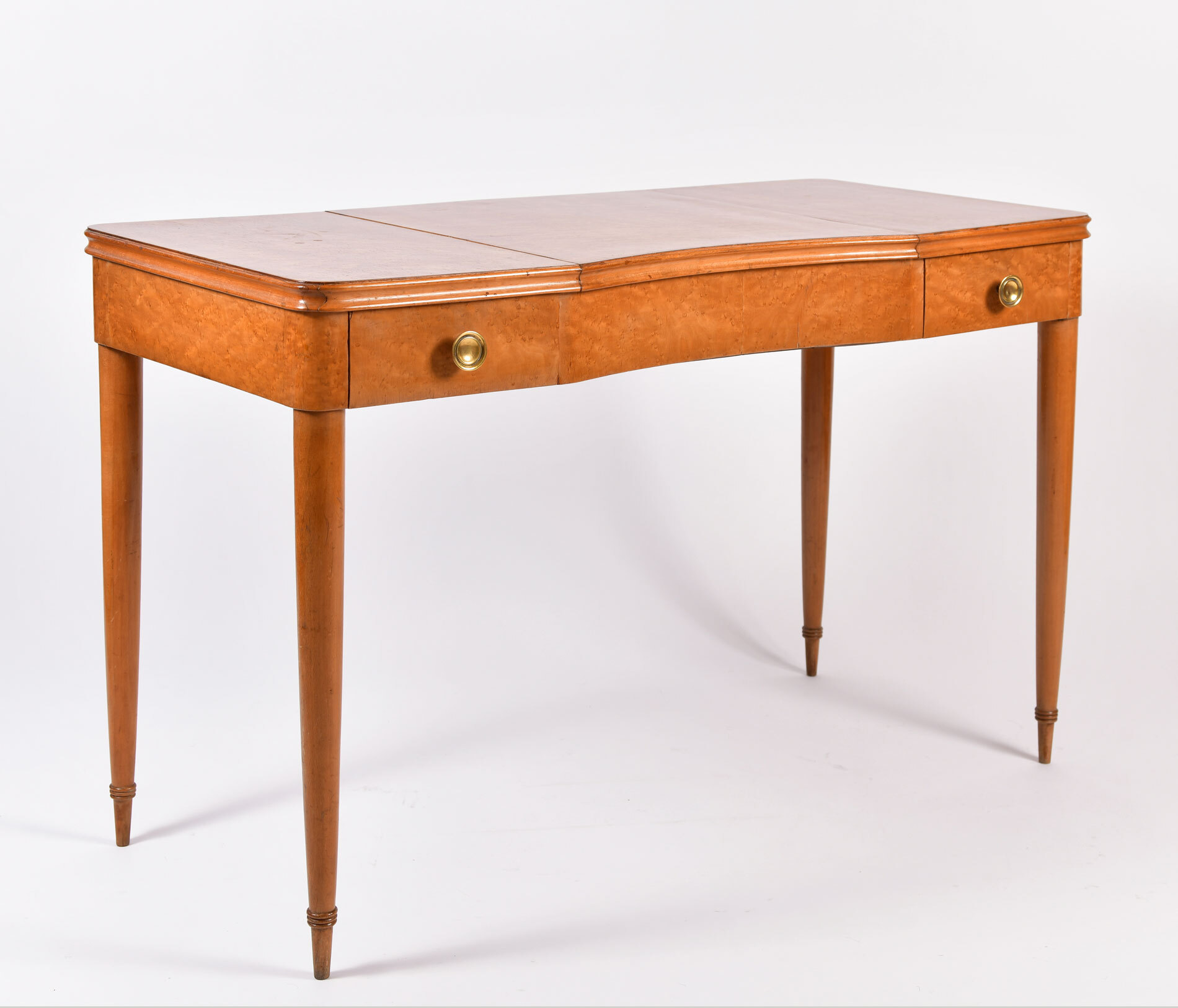 Italian Maple Dressing Table 03