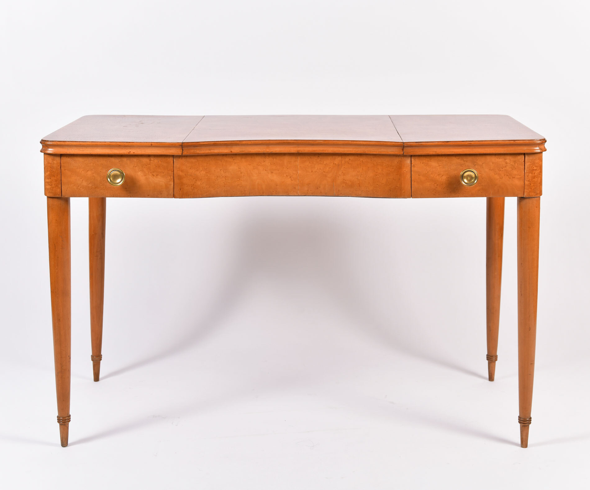 Italian Maple Dressing Table 04