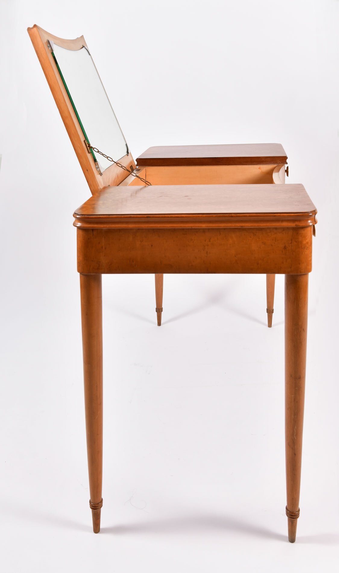 Italian Maple Dressing Table 05