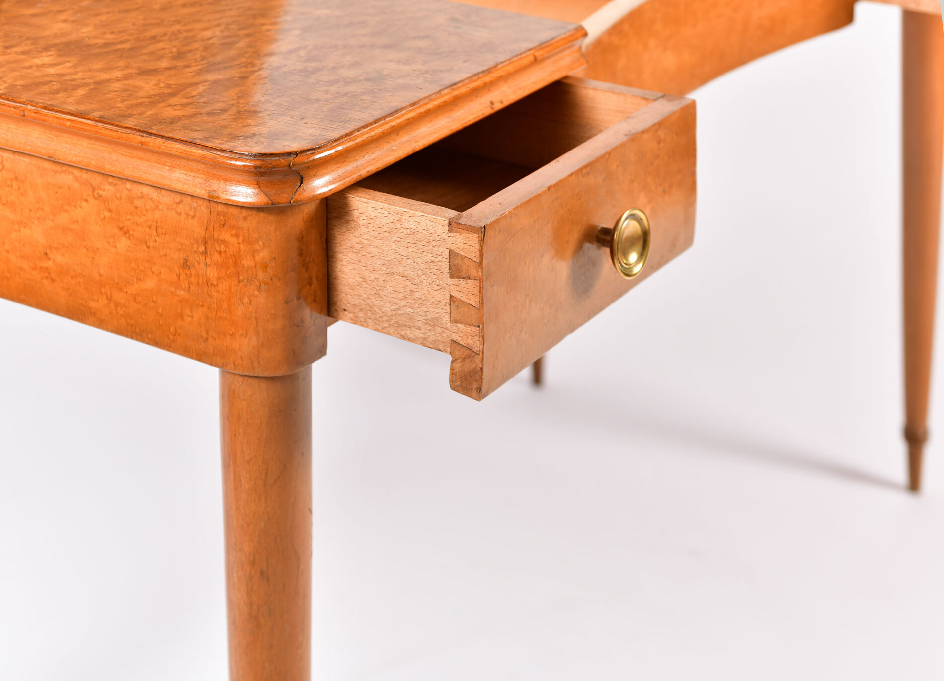 The image for Italian Maple Dressing Table 07