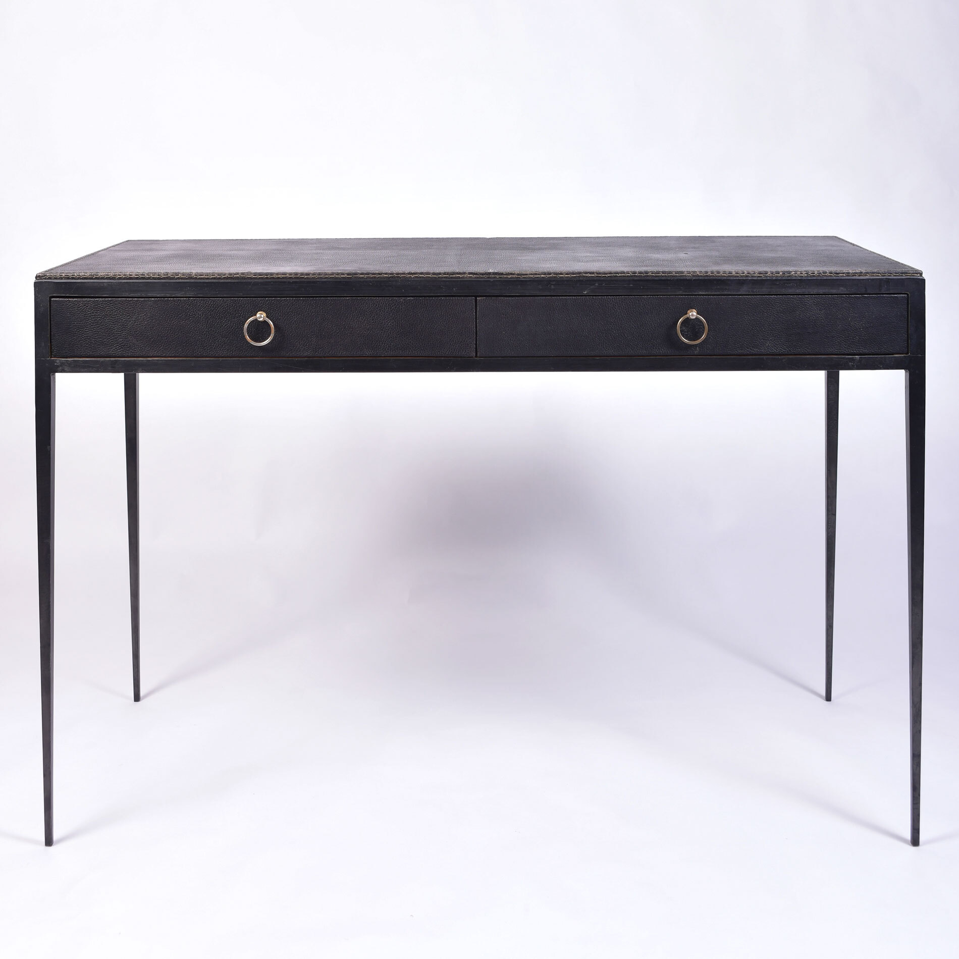The image for Jmf Leather Desk 01