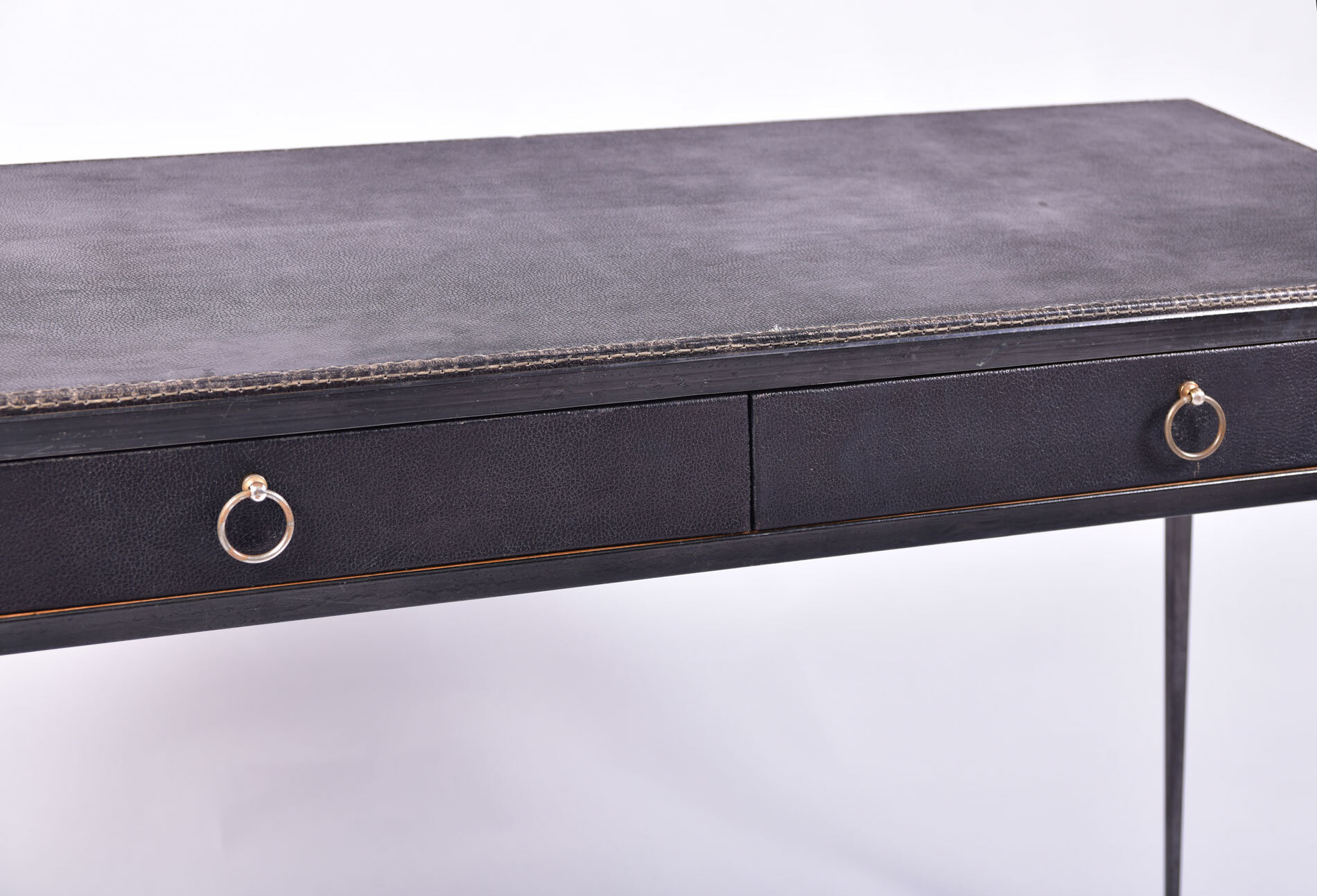 Jmf Leather Desk 06