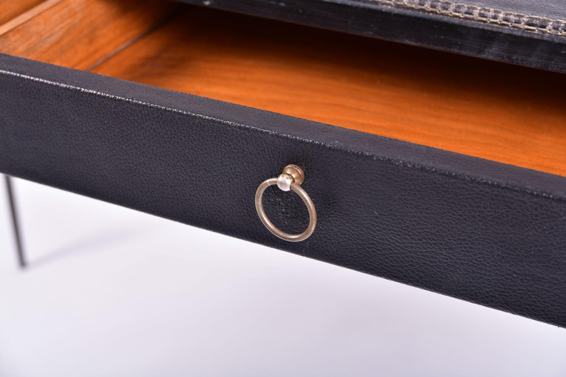 Jmf Leather Desk 10