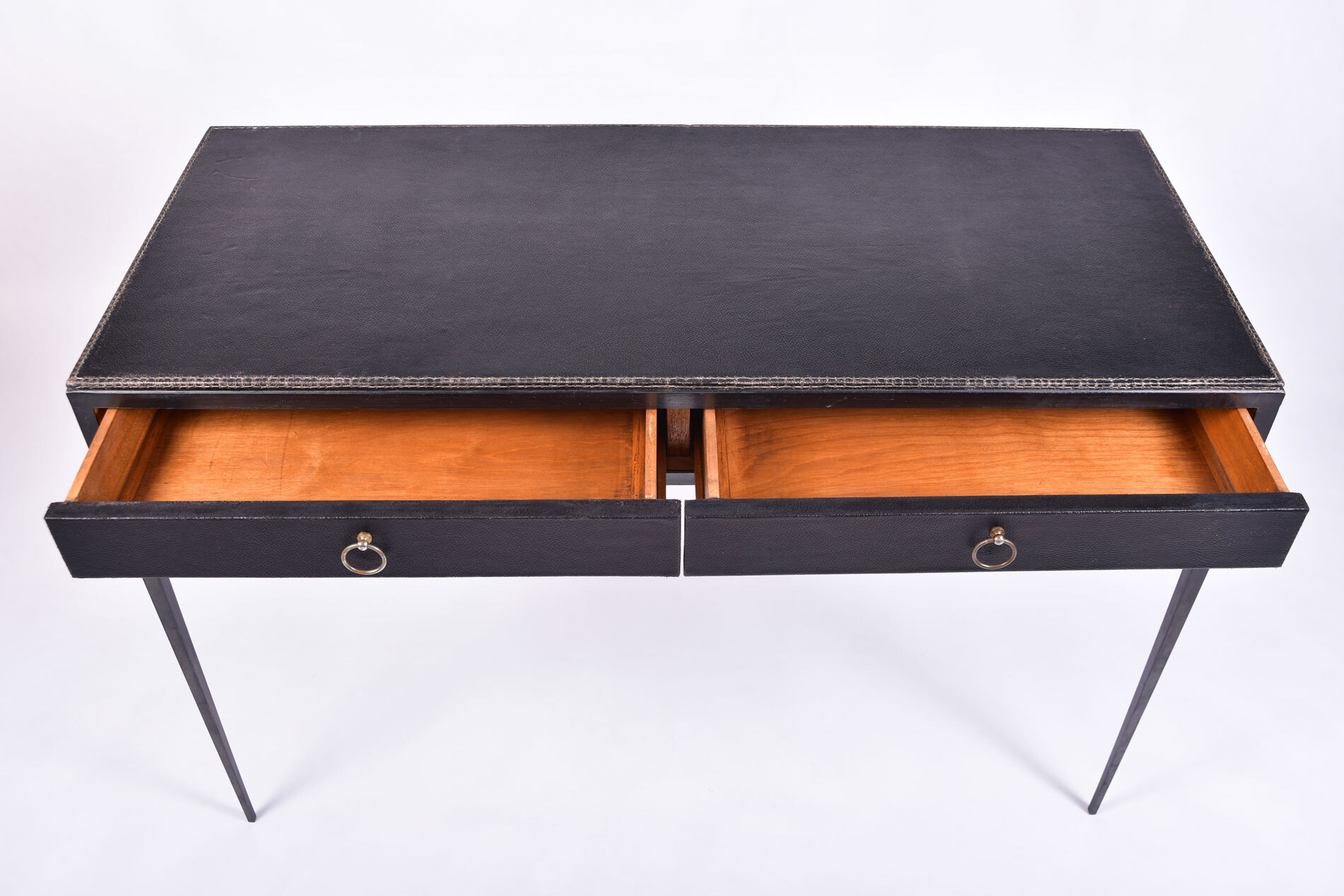Jmf Leather Desk 11