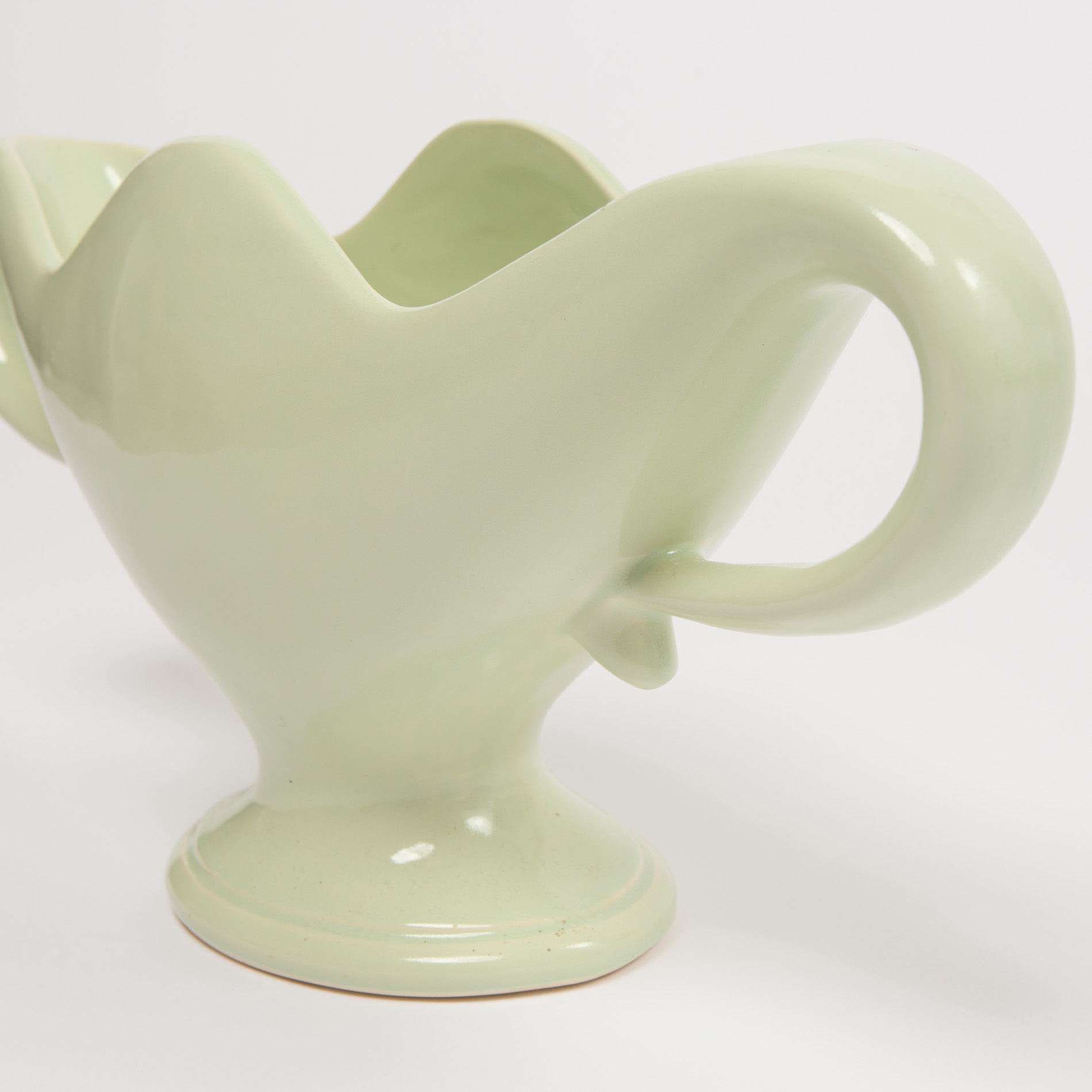 The image for Lime Green Vase00005