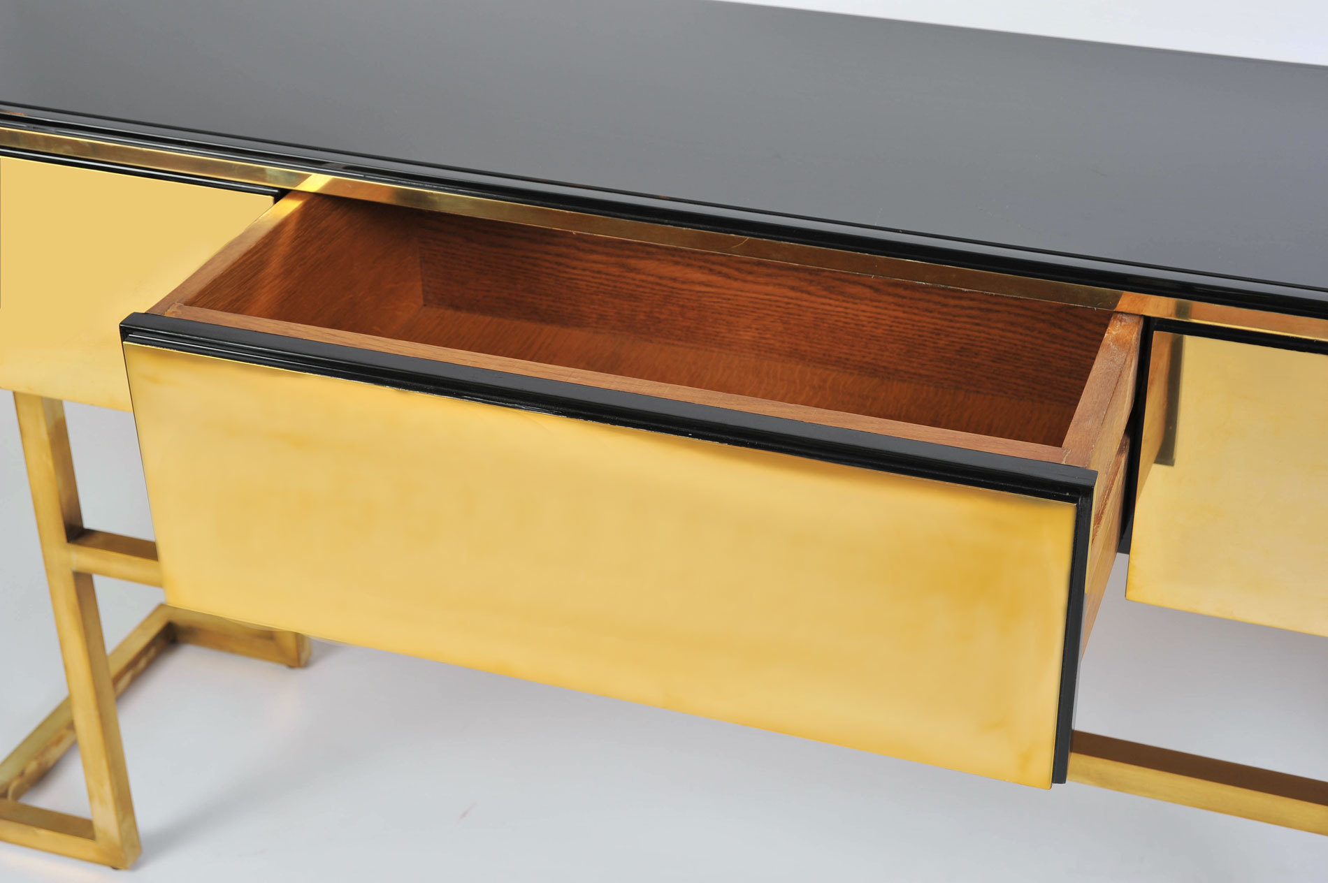 Long Brass Sideboard 03