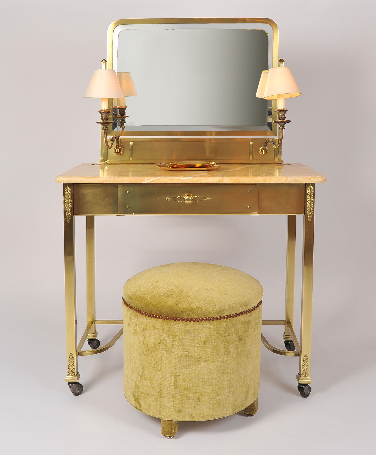Marble Topped Dressing Table 02