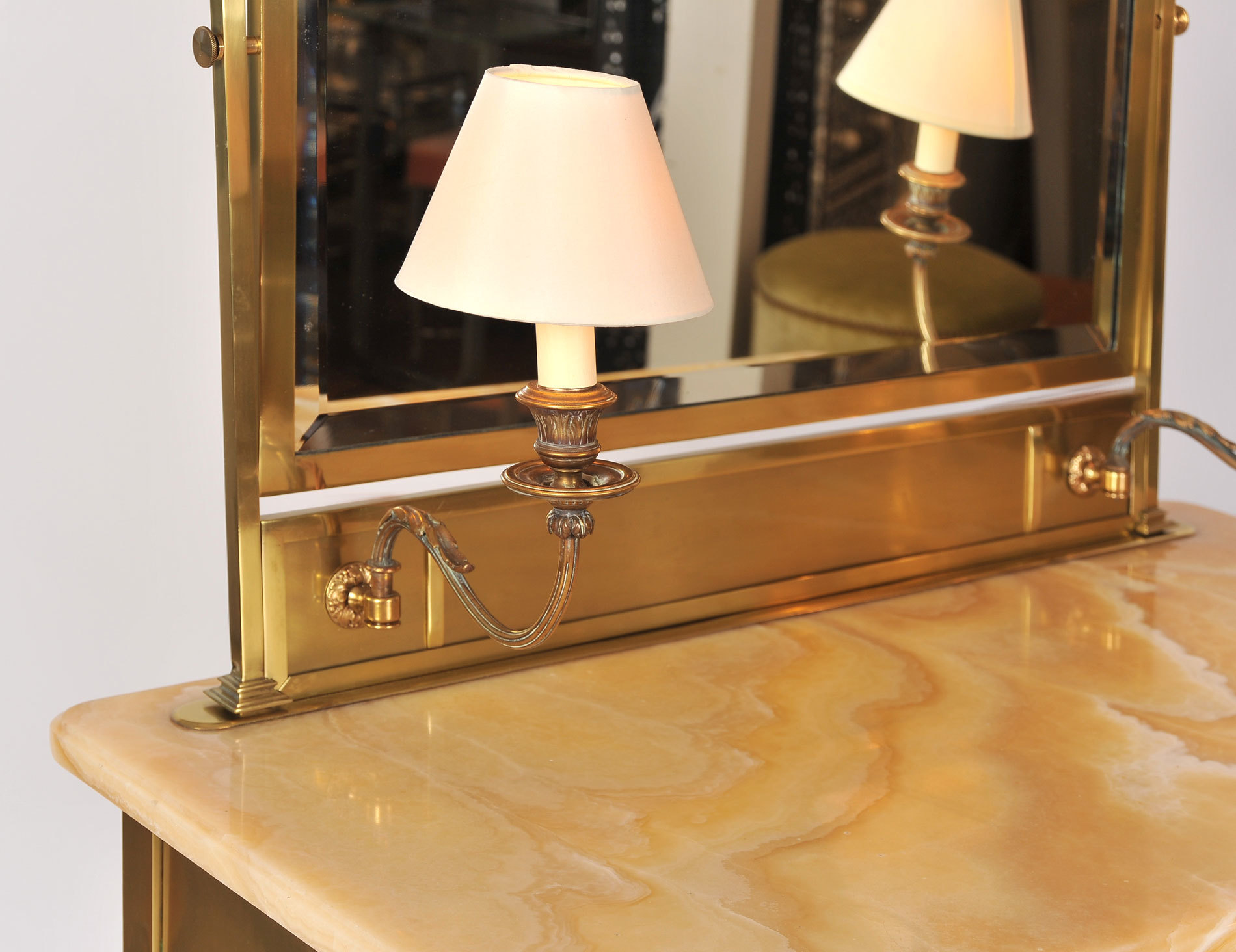 Marble Topped Dressing Table 04