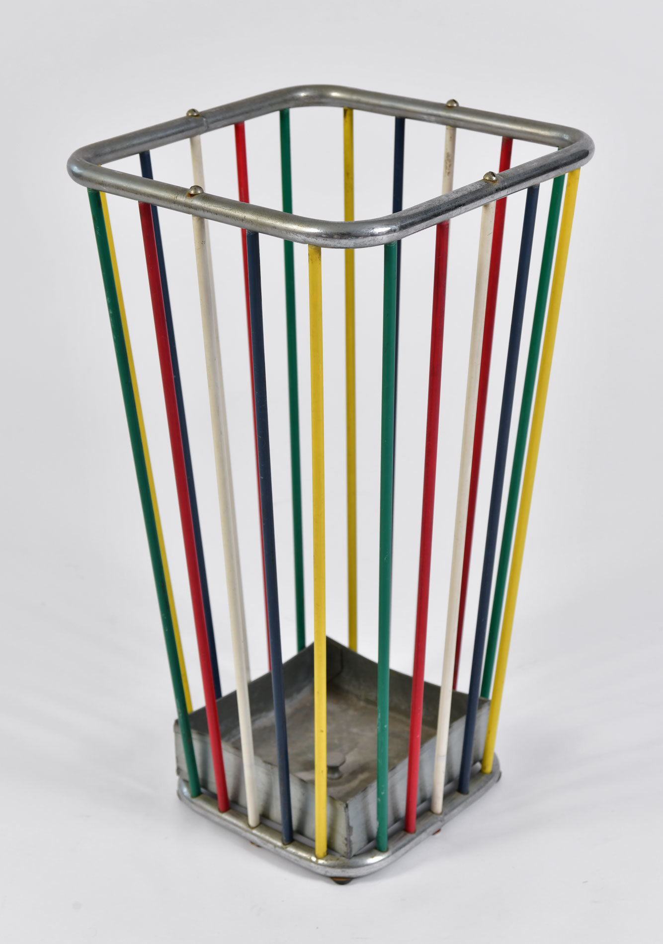 Multi Coloured Umbrella Stand 03