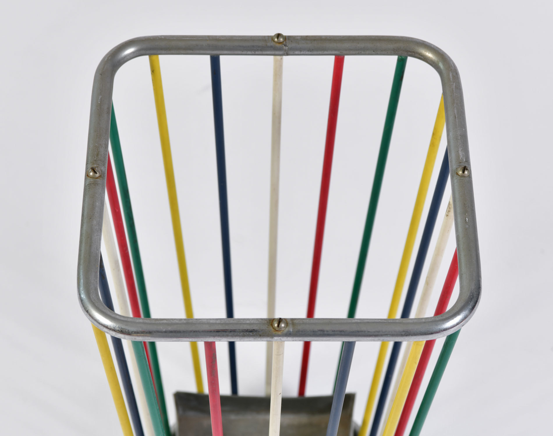 Multi Coloured Umbrella Stand 04