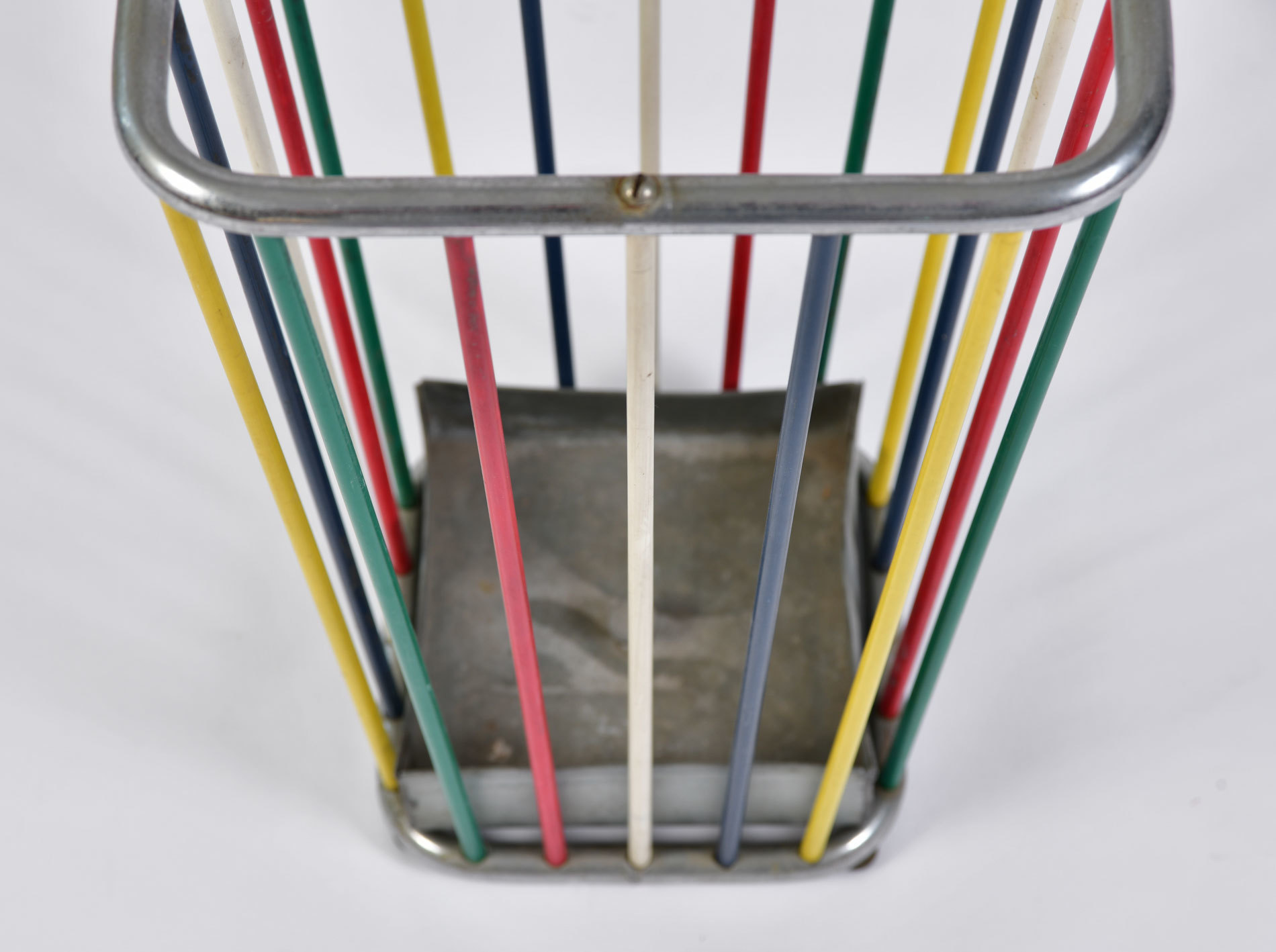 Multi Coloured Umbrella Stand 06