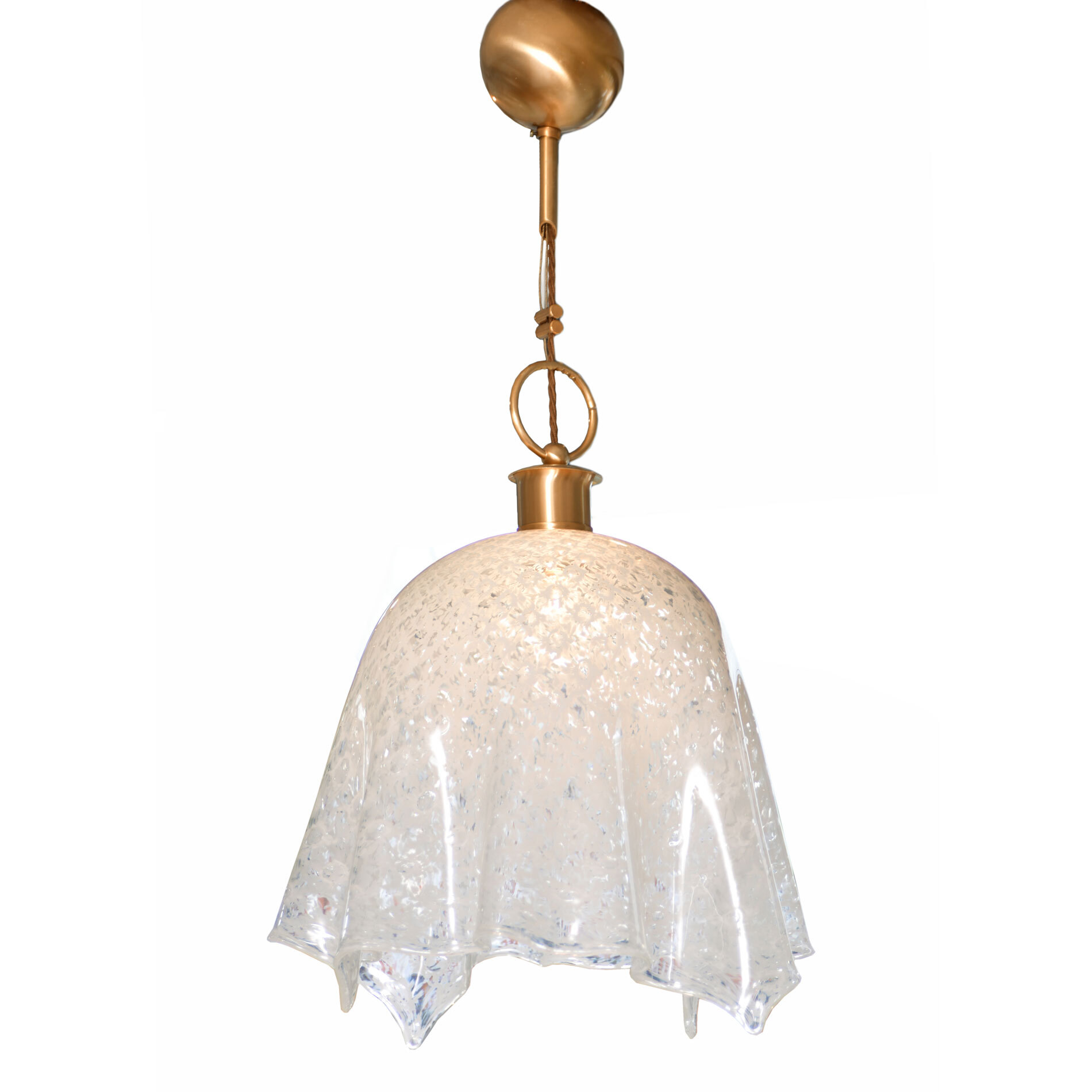 The image for Murano Handkerchief Chandelier 01