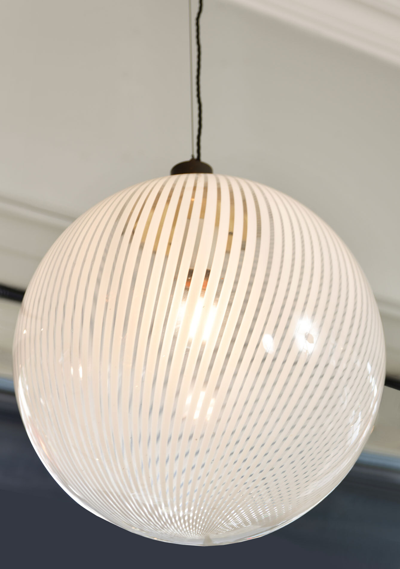 The image for Murano Globe Pendant 02
