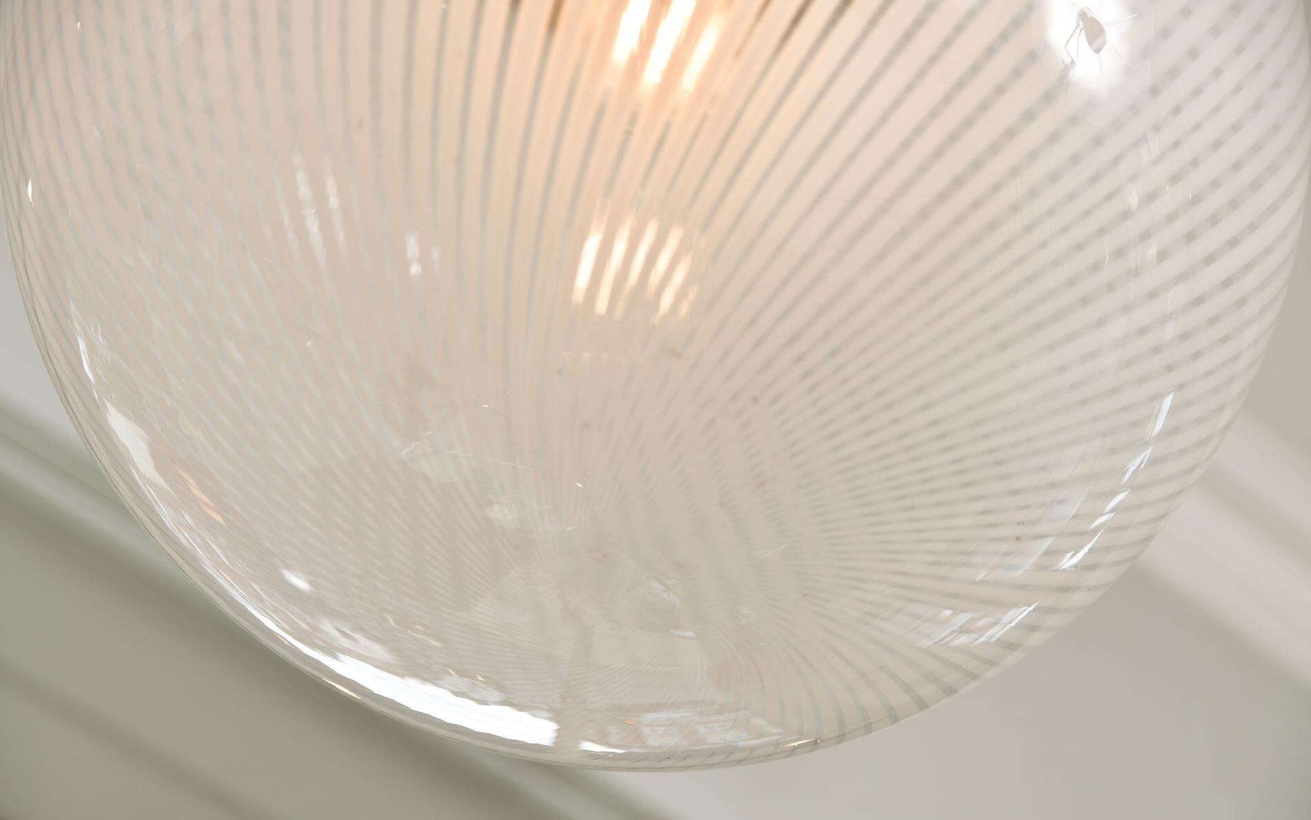 Murano Globe Pendant 04