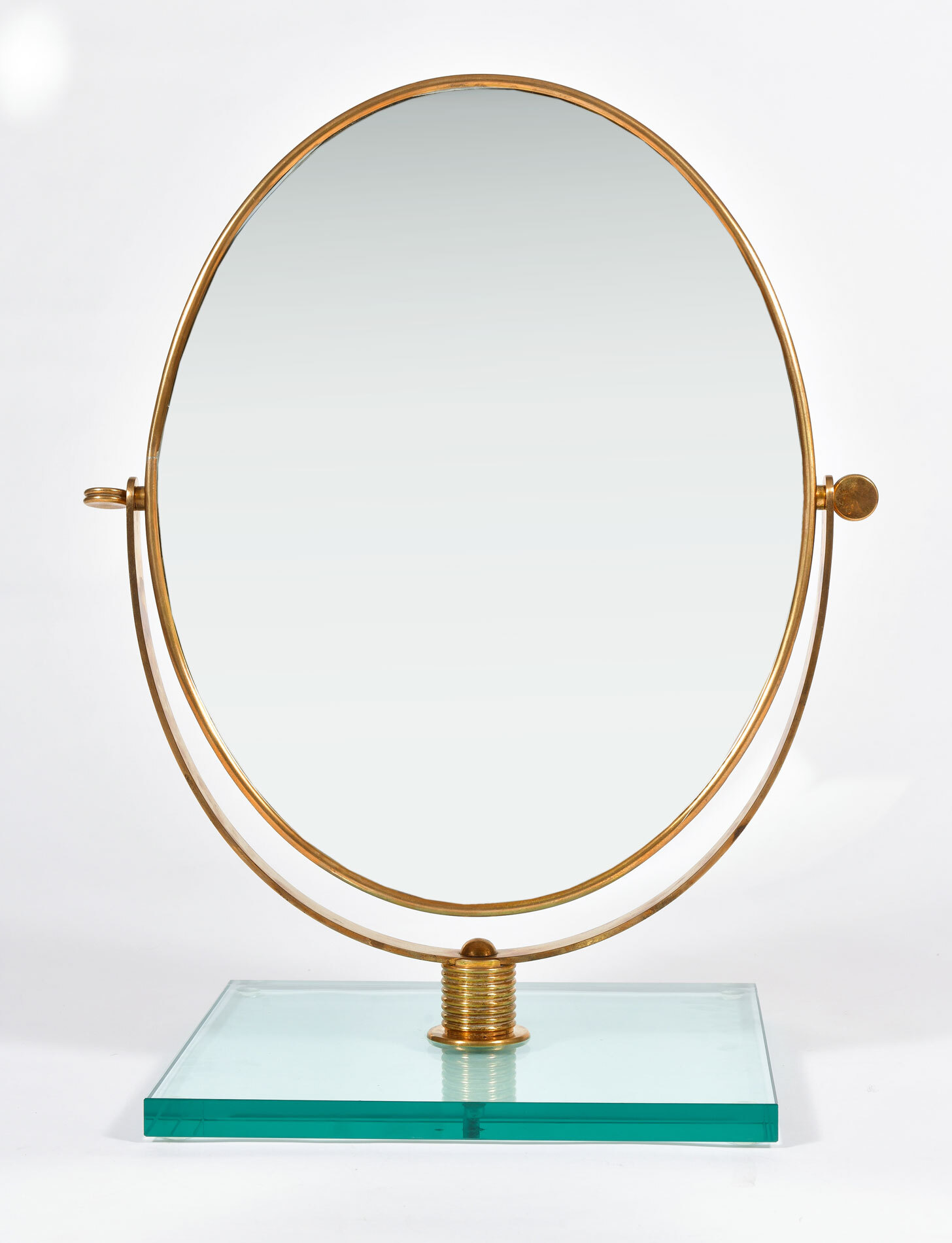 Oval Table Mirror 02