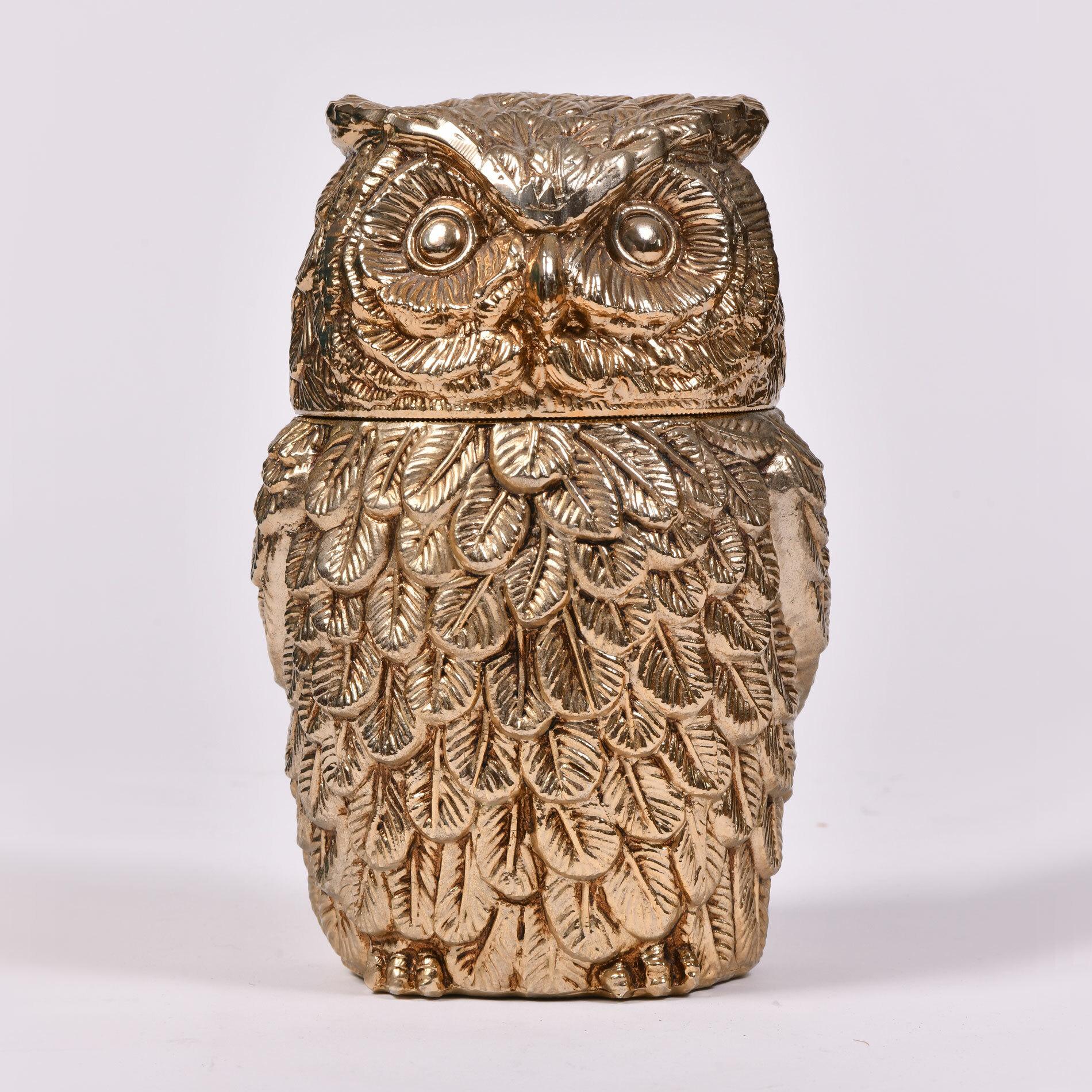 Owl Gold Icebucket 01